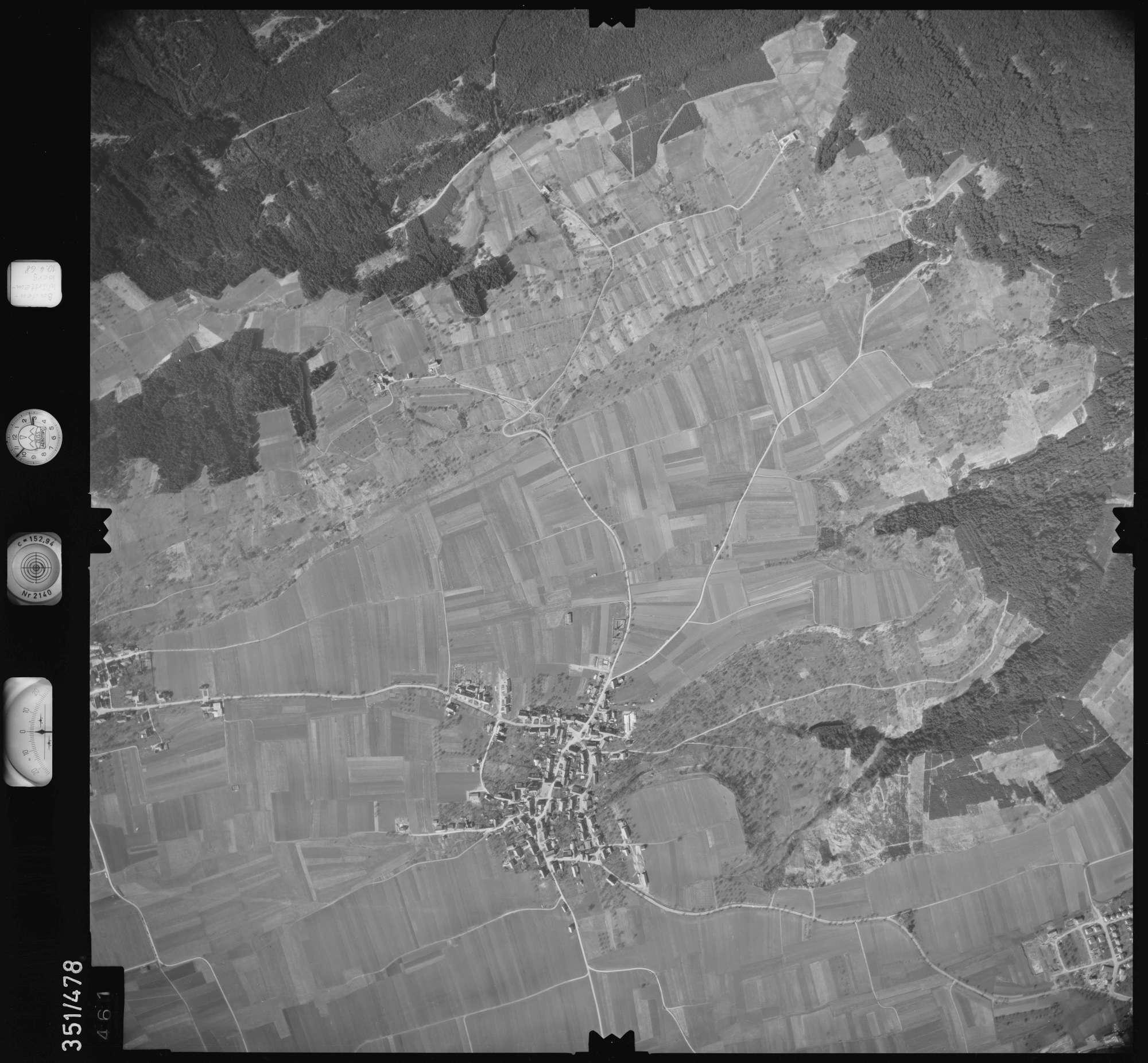 Luftbild: Film 41 Bildnr. 461, Bild 1