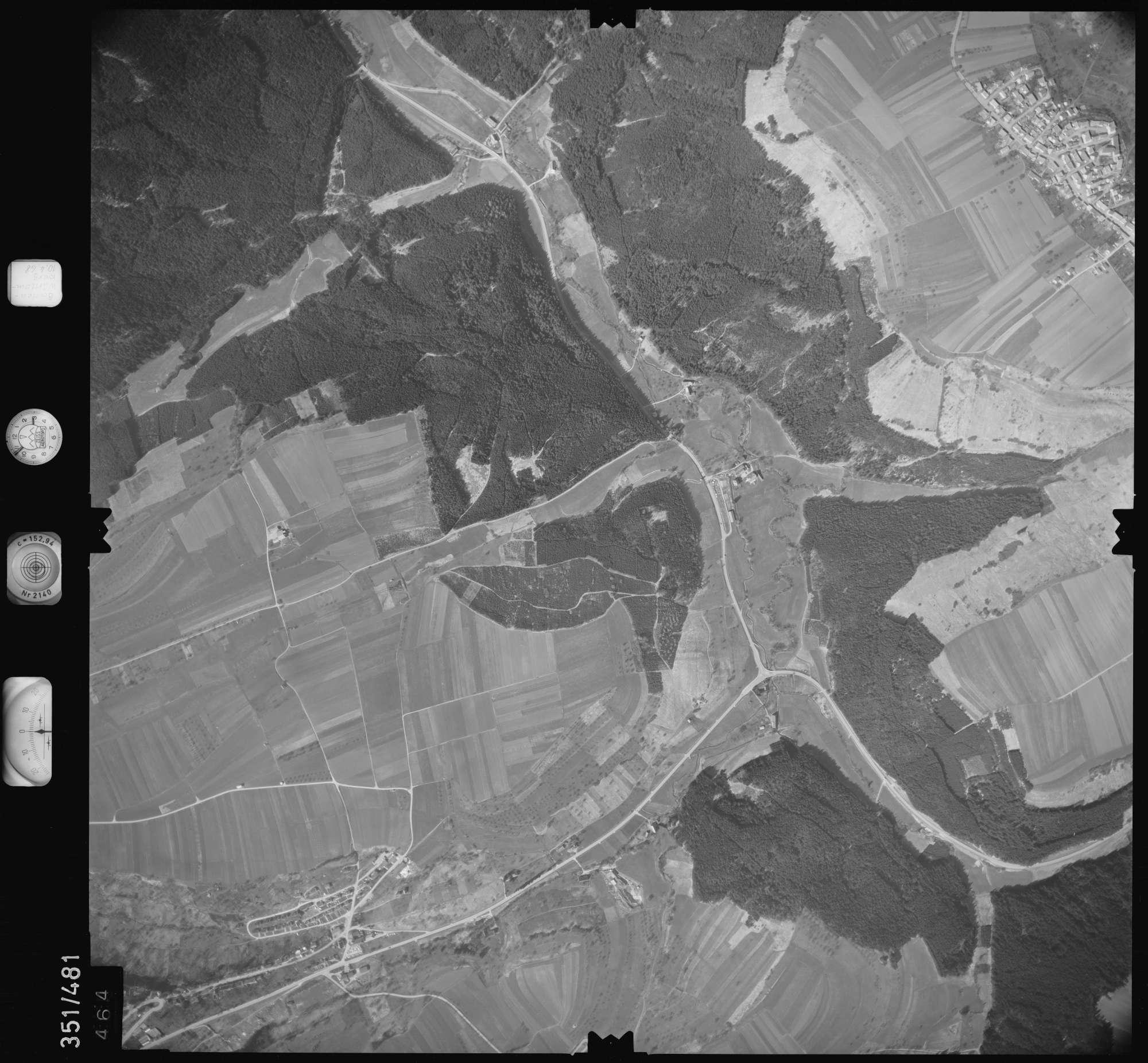 Luftbild: Film 41 Bildnr. 464, Bild 1