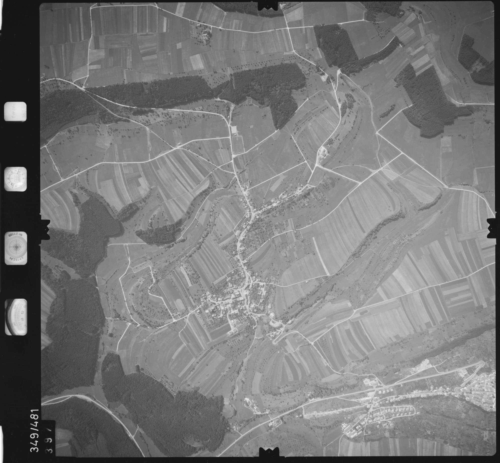 Luftbild: Film 90 Bildnr. 397, Bild 1