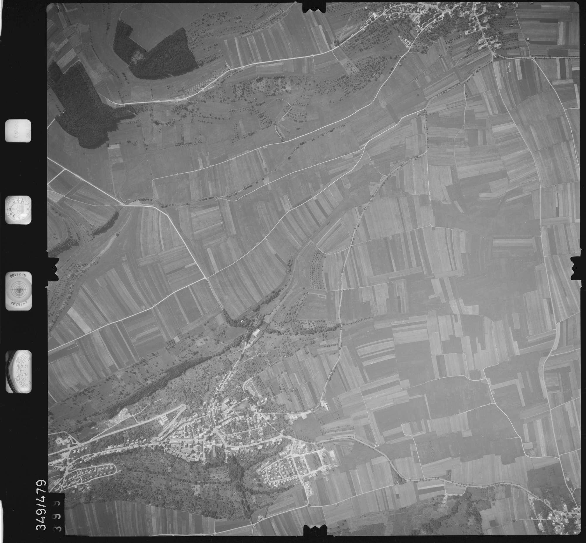 Luftbild: Film 90 Bildnr. 399, Bild 1