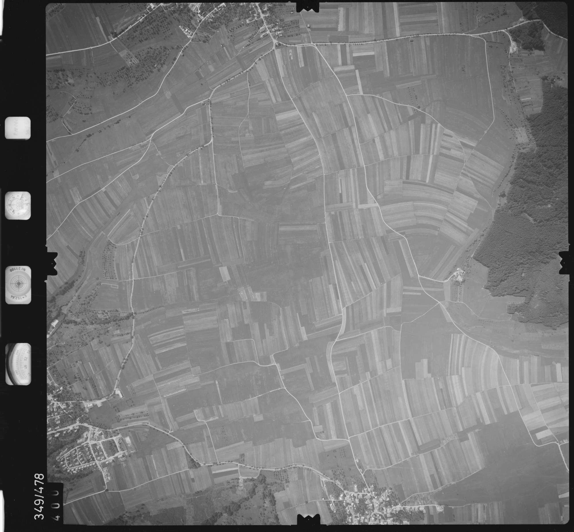 Luftbild: Film 90 Bildnr. 400, Bild 1