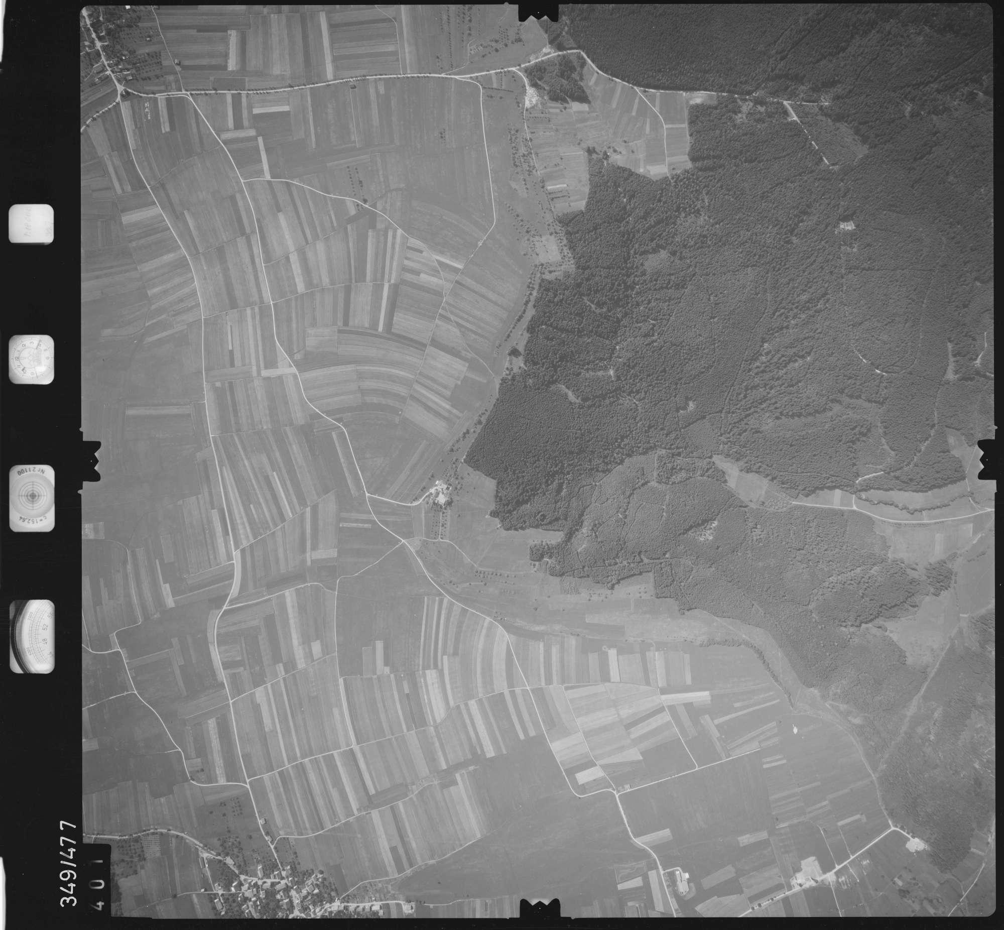 Luftbild: Film 90 Bildnr. 401, Bild 1