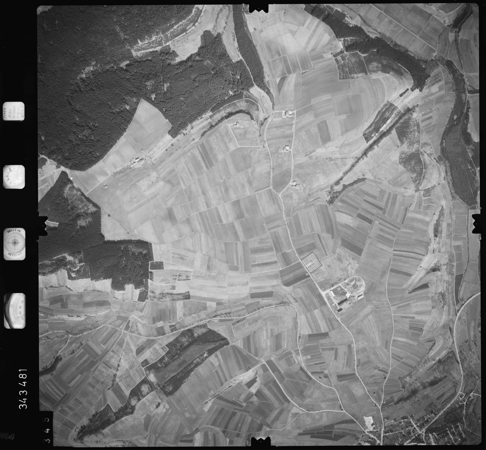 Luftbild: Film 46 Bildnr. 349, Bild 1