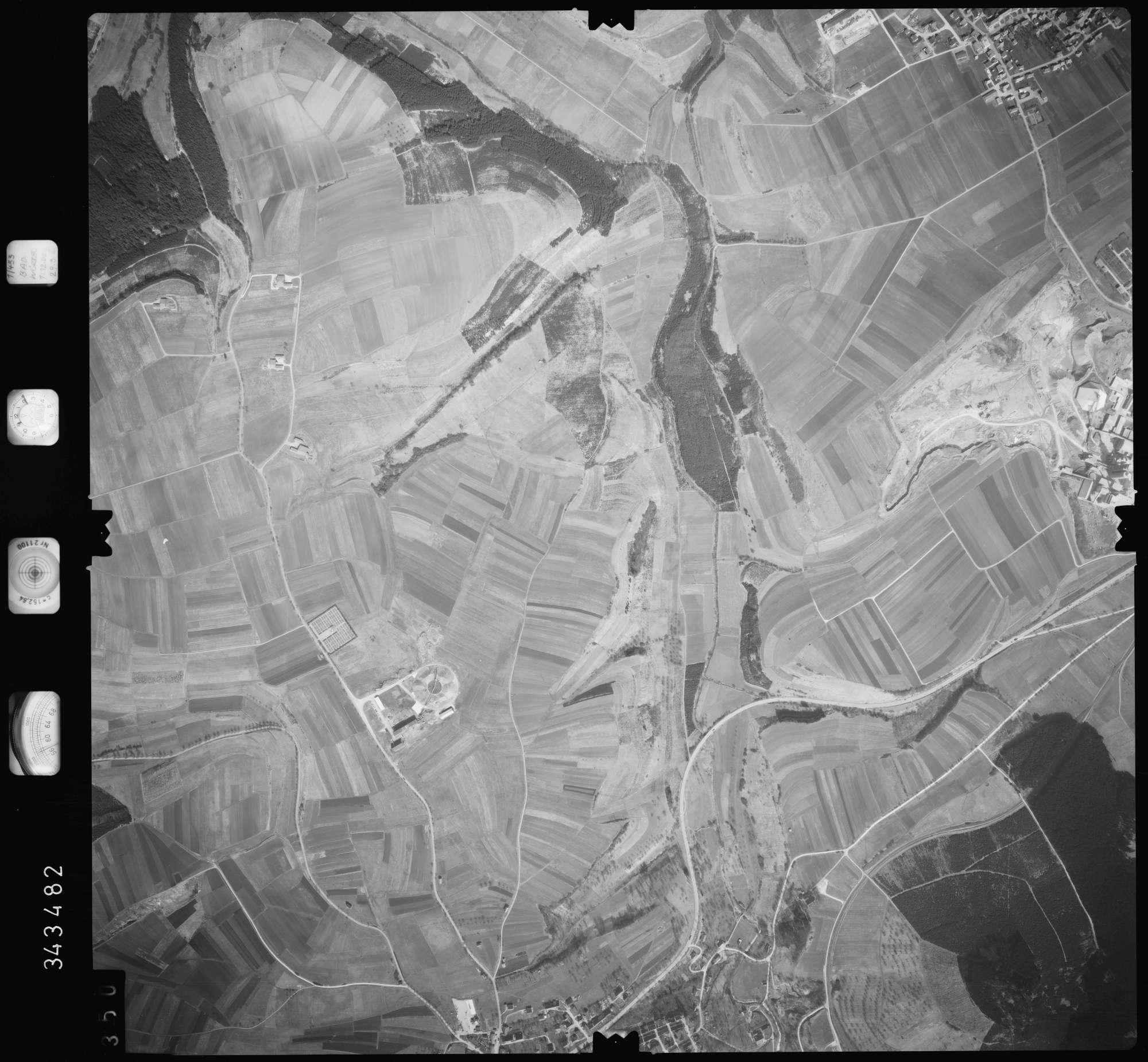 Luftbild: Film 46 Bildnr. 350, Bild 1