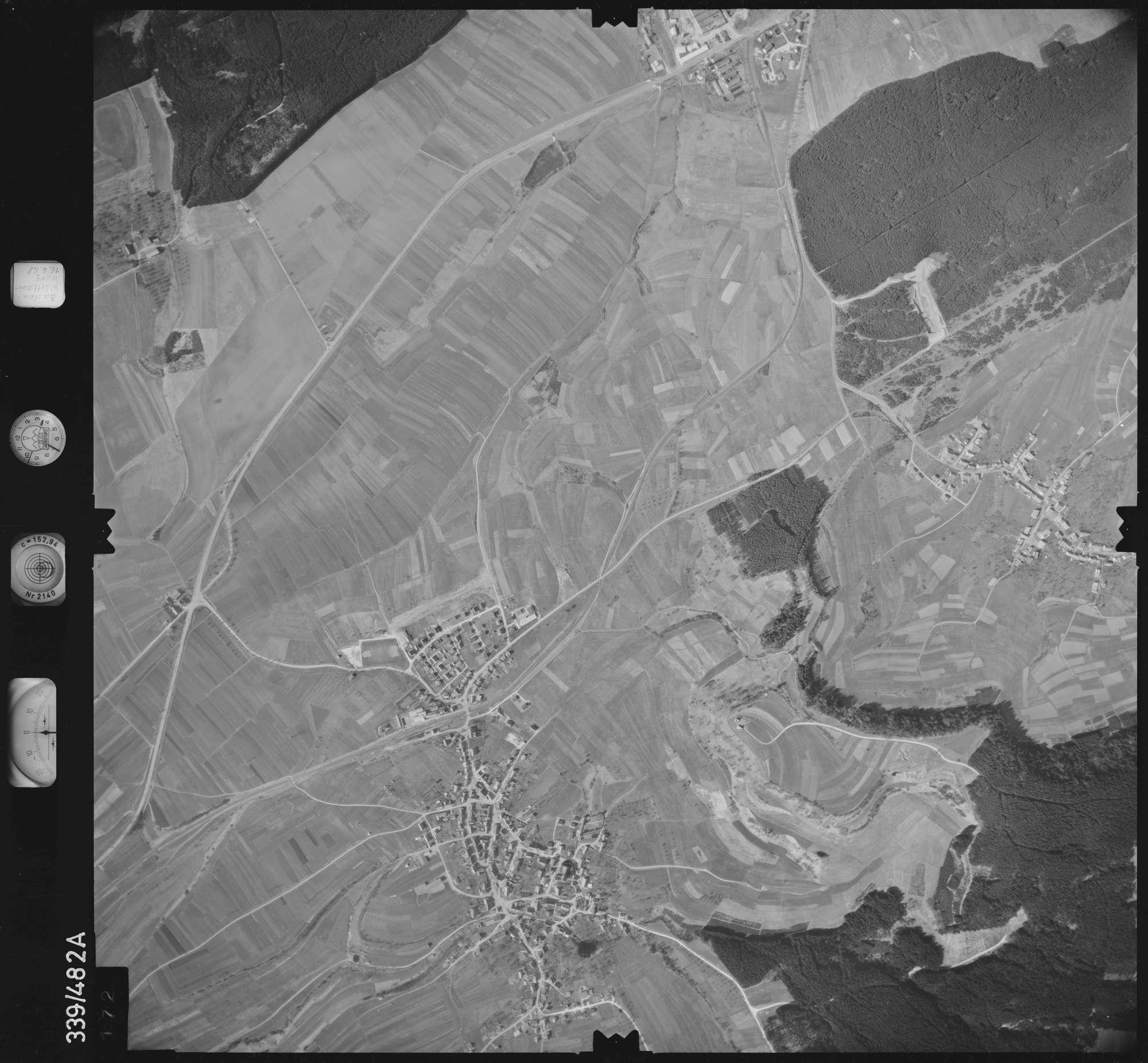 Luftbild: Film 49 Bildnr. 172, Bild 1