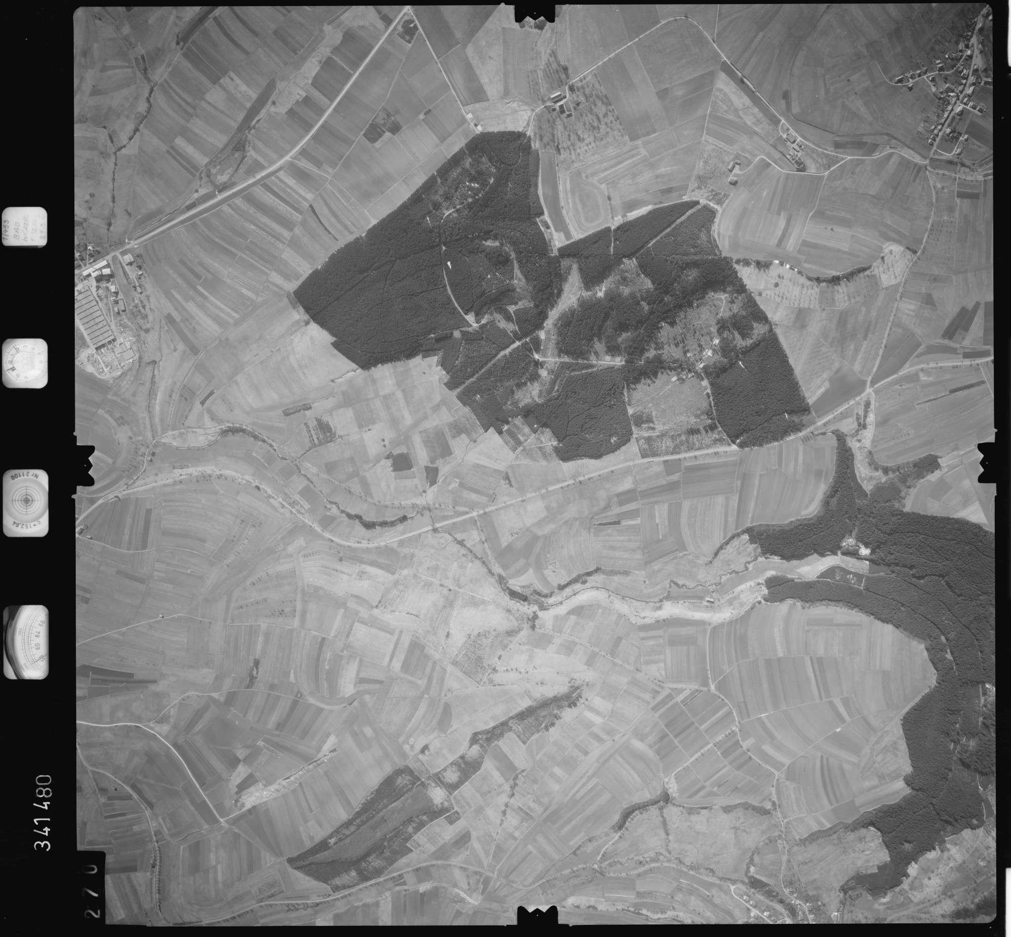 Luftbild: Film 50 Bildnr. 270, Bild 1