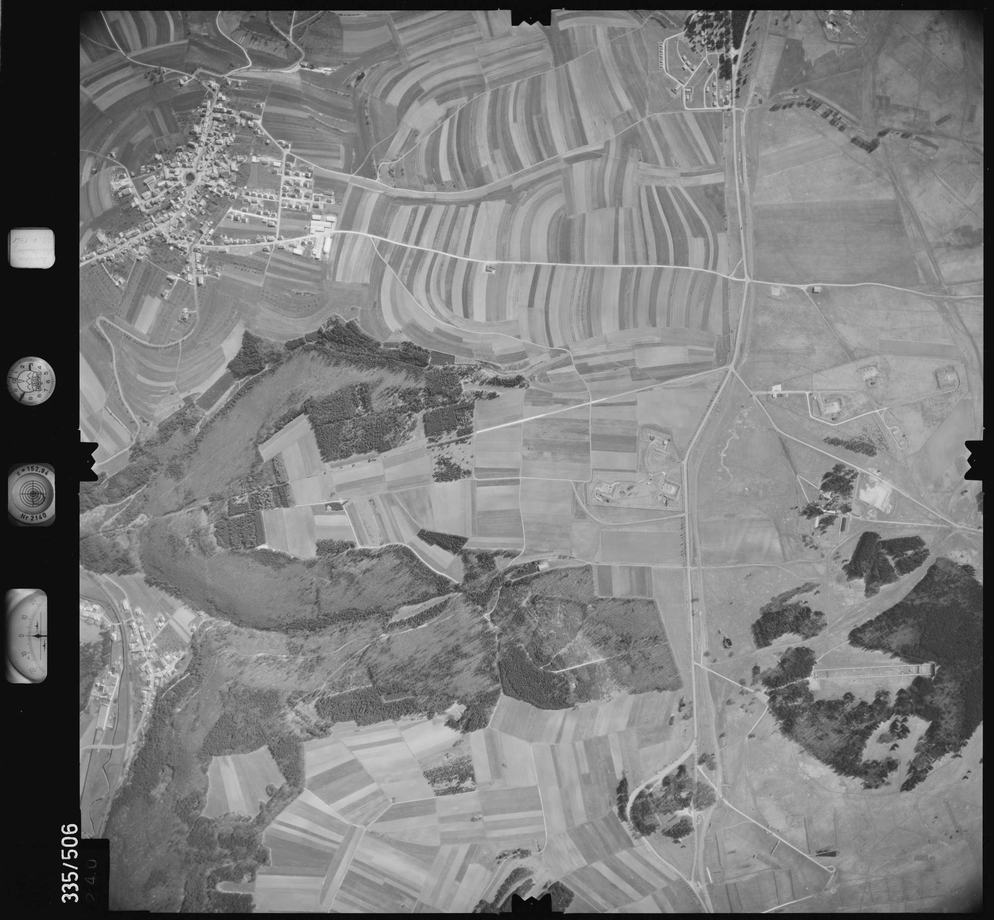 Luftbild: Film 15 Bildnr. 240, Bild 1