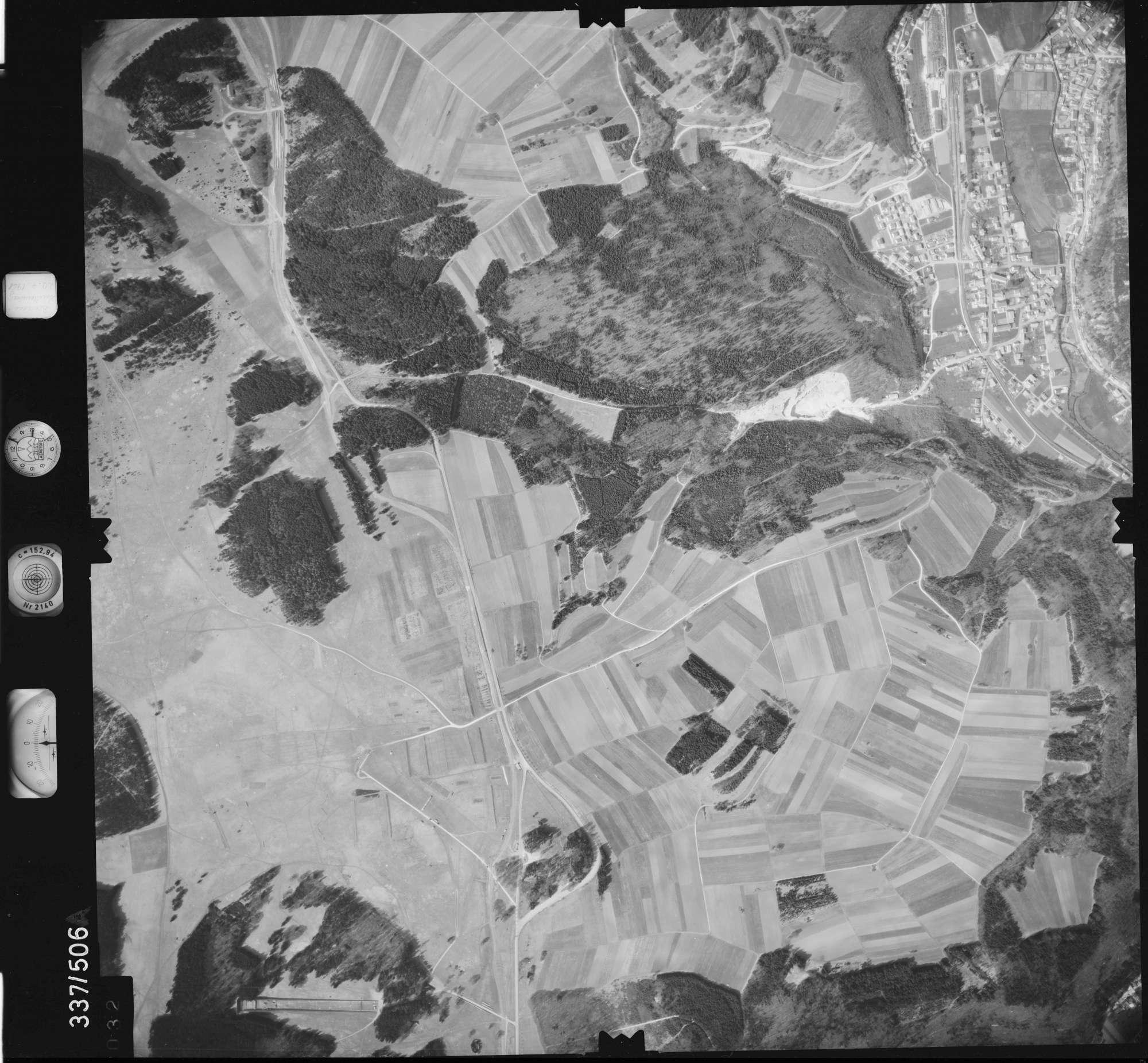 Luftbild: Film 18 Bildnr. 32, Bild 1