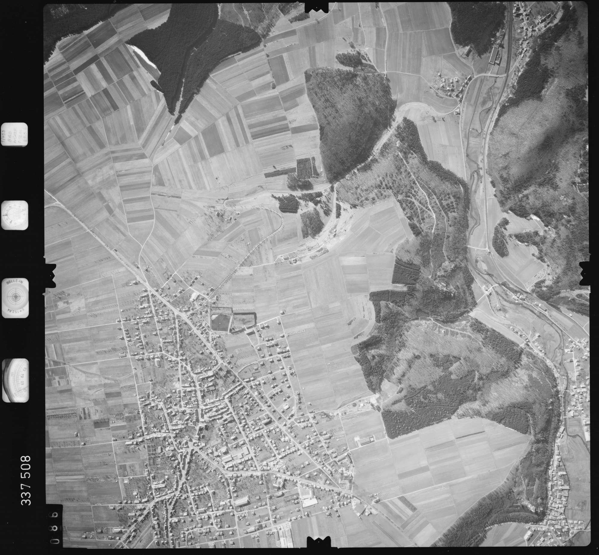 Luftbild: Film 50 Bildnr. 86, Bild 1