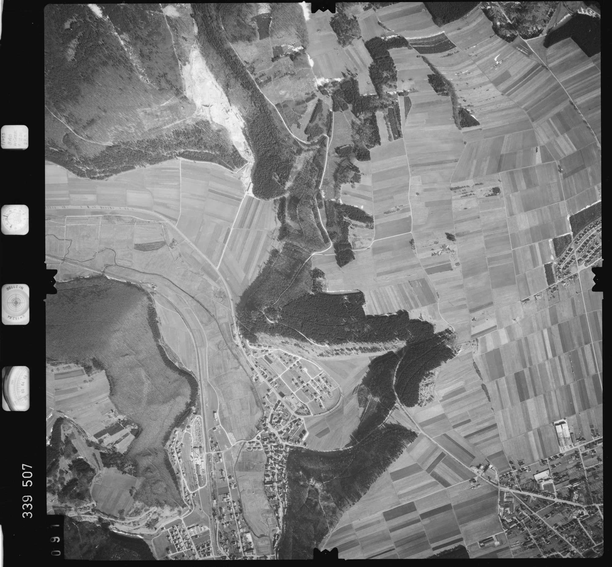 Luftbild: Film 50 Bildnr. 91, Bild 1