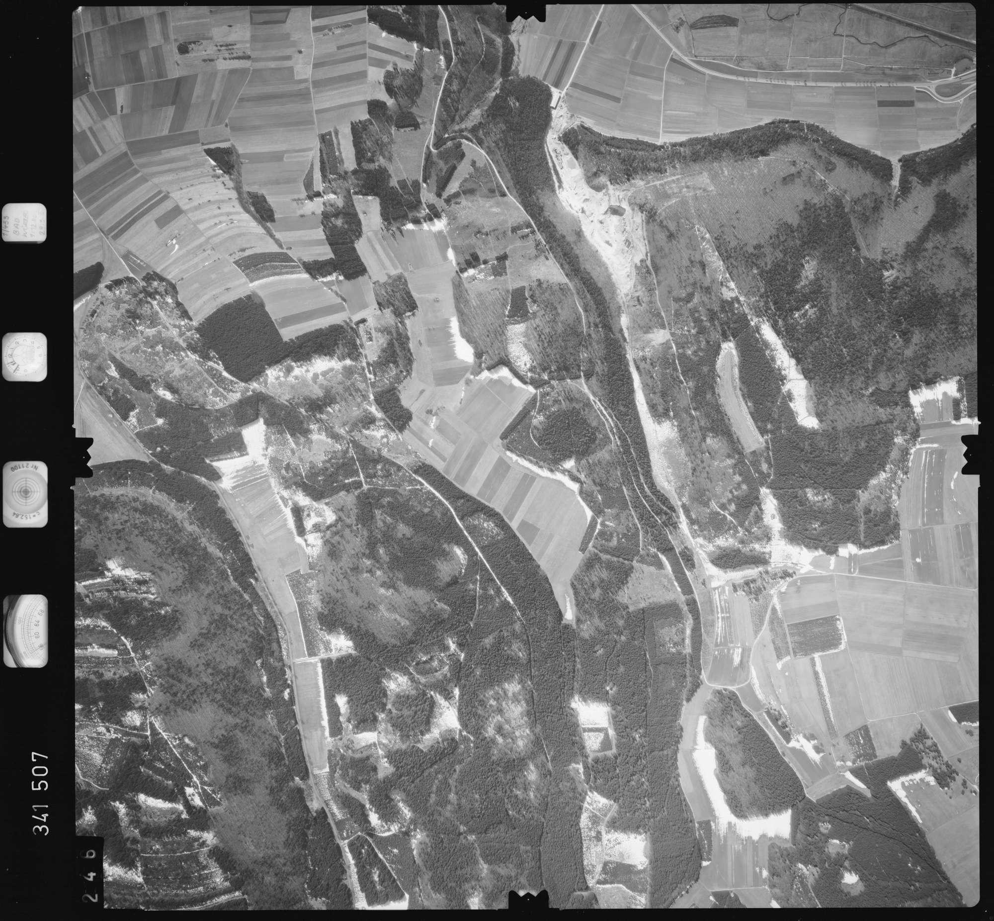 Luftbild: Film 50 Bildnr. 246, Bild 1