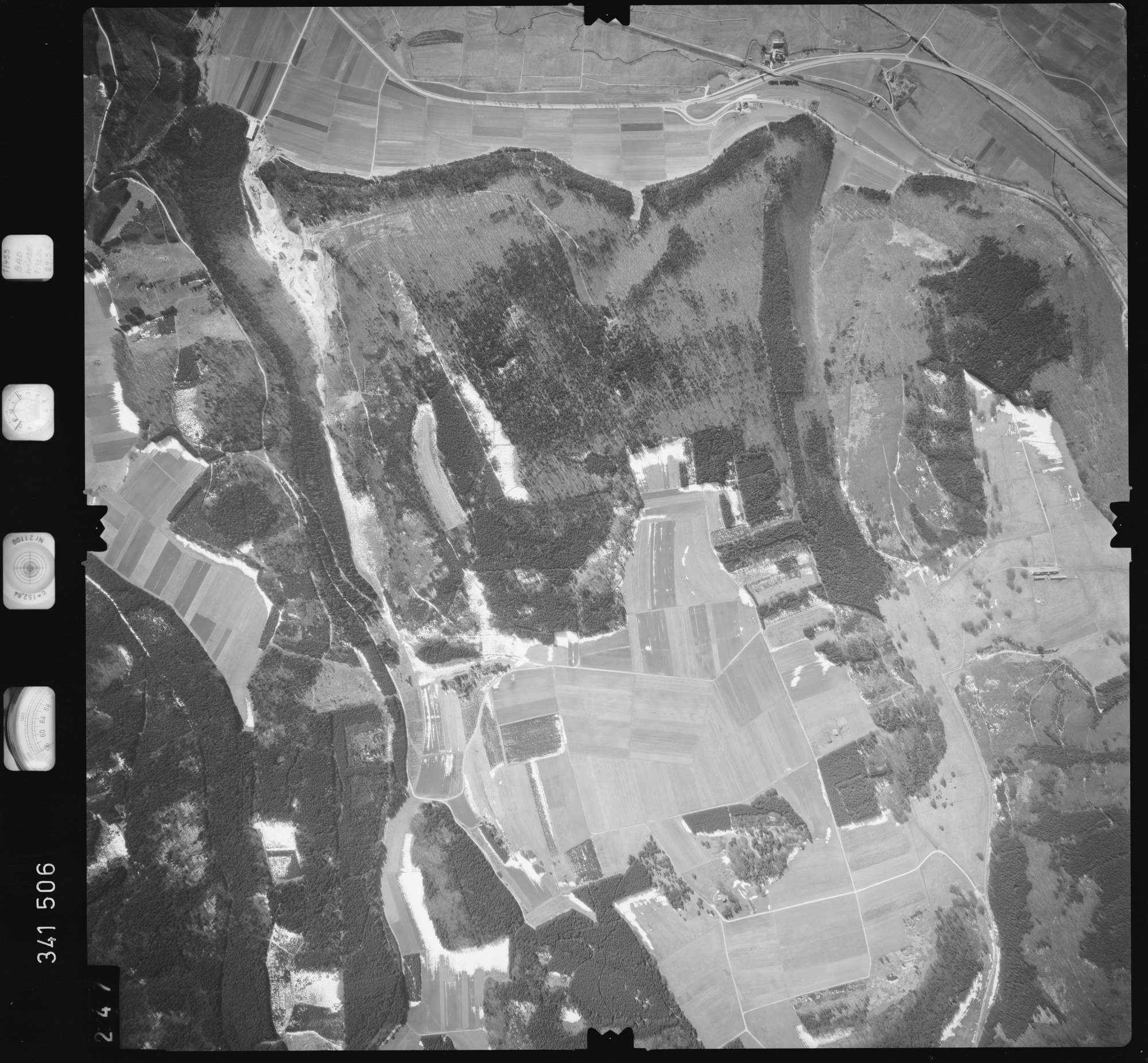 Luftbild: Film 50 Bildnr. 247, Bild 1
