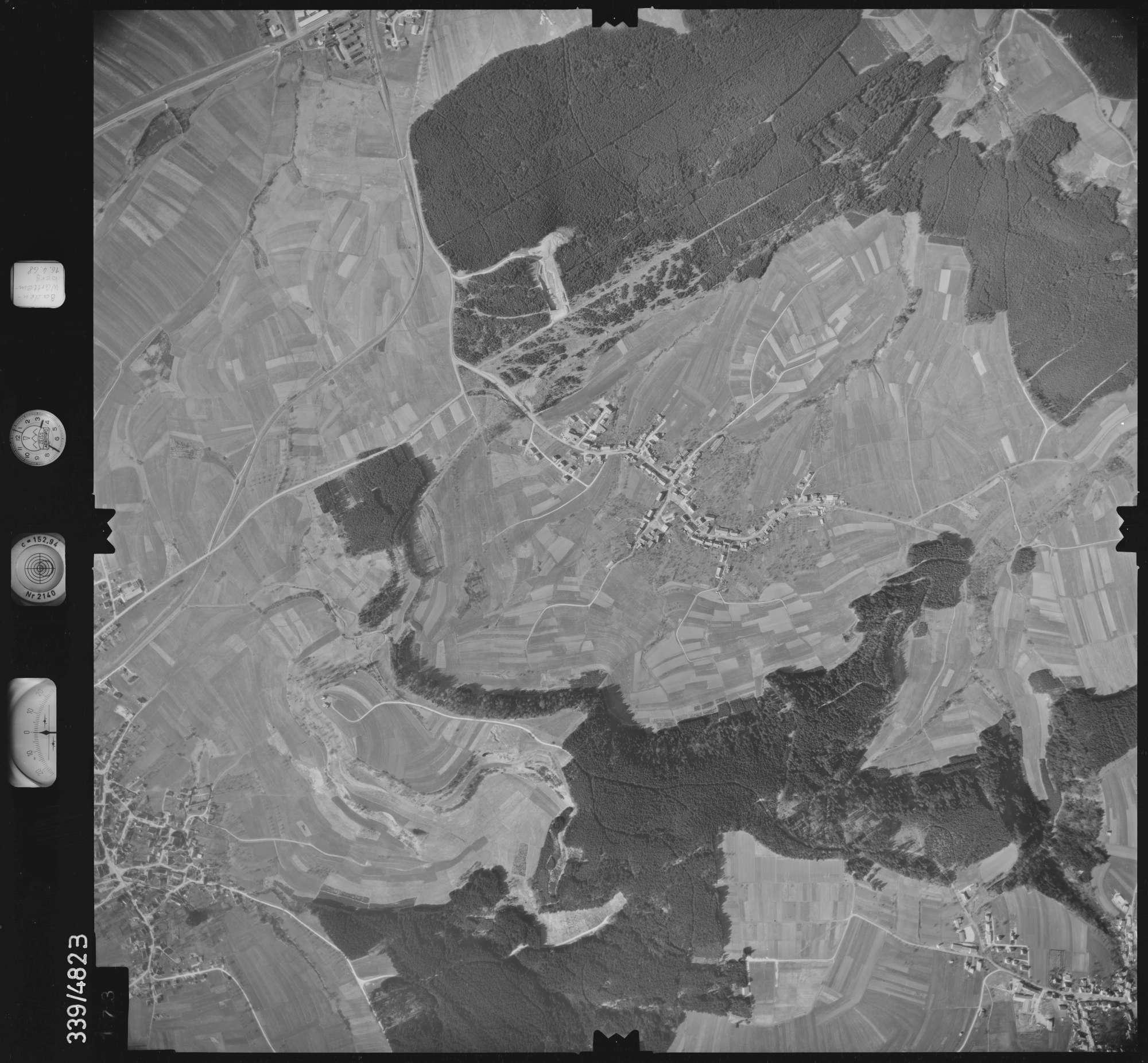 Luftbild: Film 49 Bildnr. 173, Bild 1