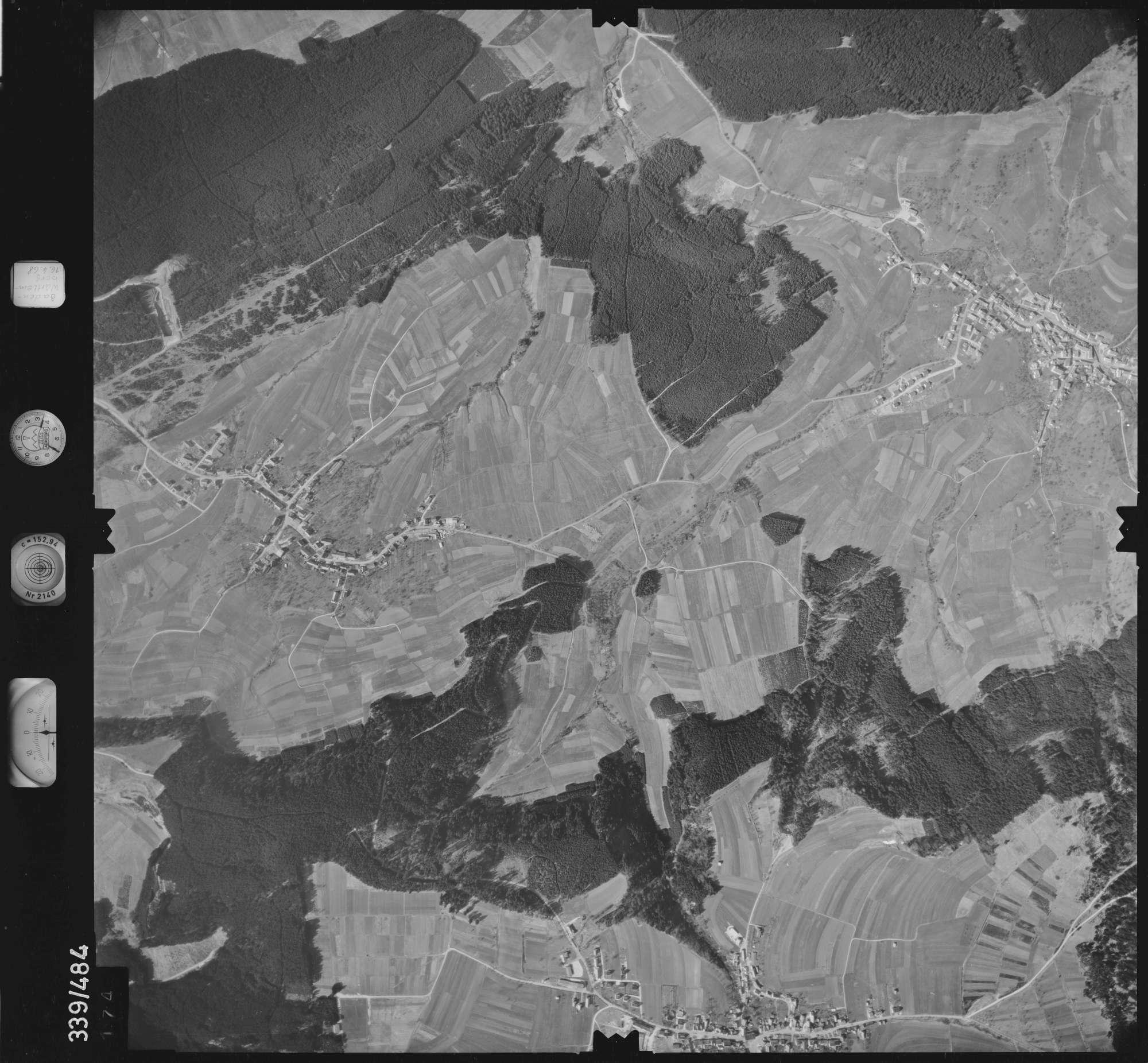 Luftbild: Film 49 Bildnr. 174, Bild 1