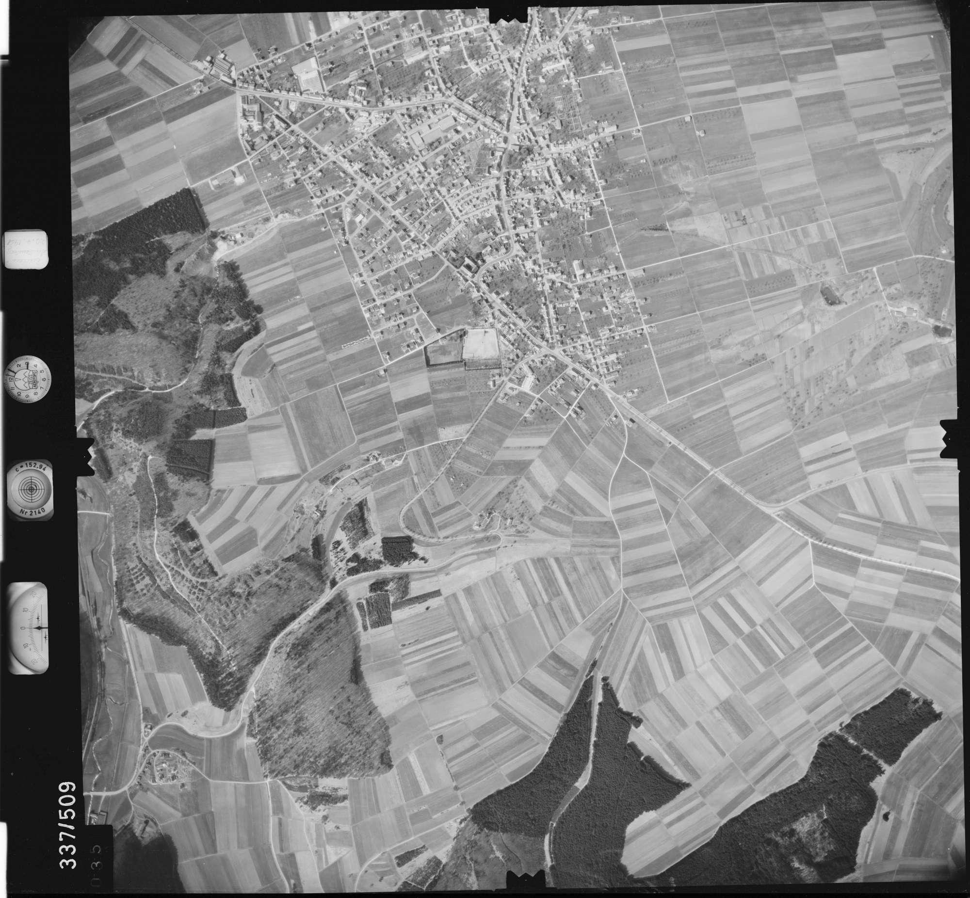 Luftbild: Film 18 Bildnr. 35, Bild 1