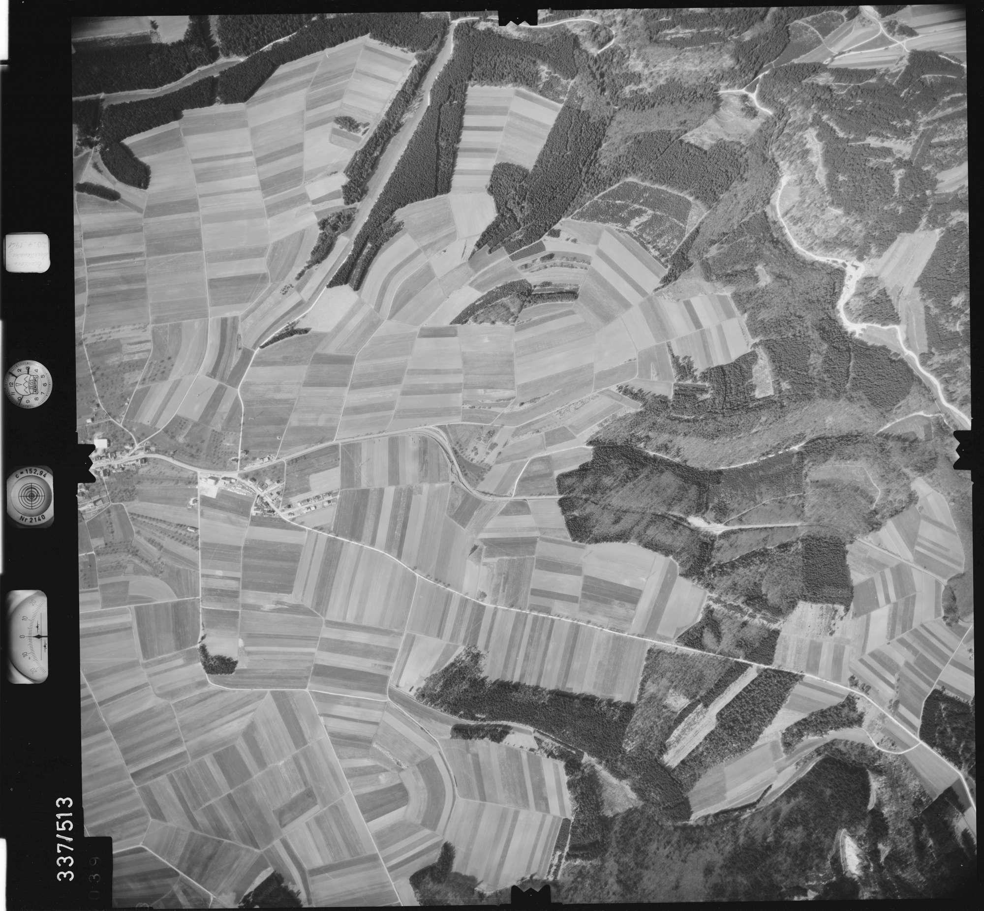 Luftbild: Film 18 Bildnr. 39, Bild 1
