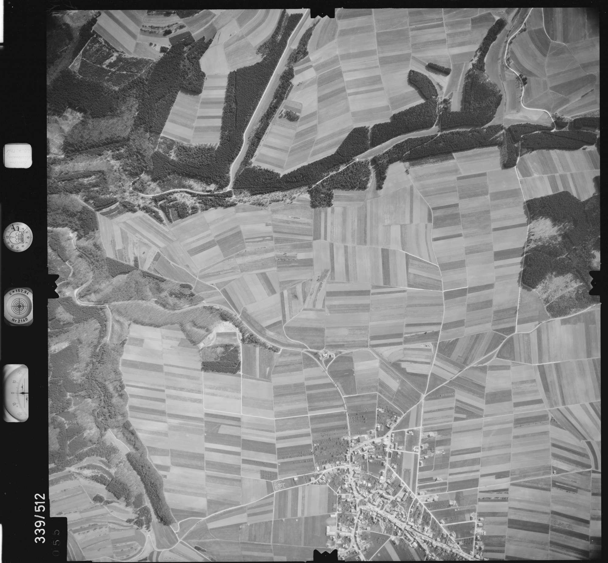 Luftbild: Film 18 Bildnr. 55, Bild 1