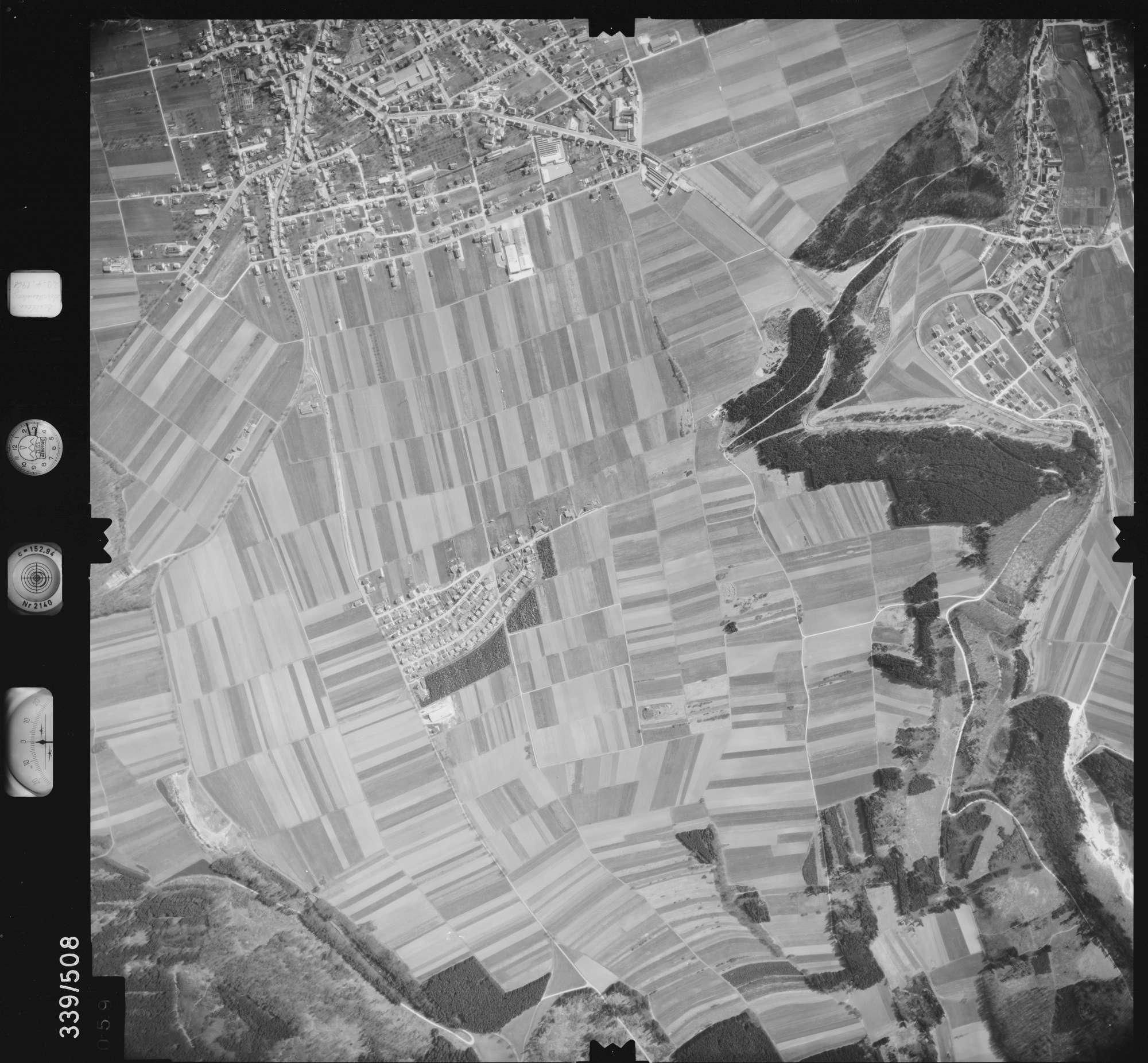 Luftbild: Film 18 Bildnr. 59, Bild 1