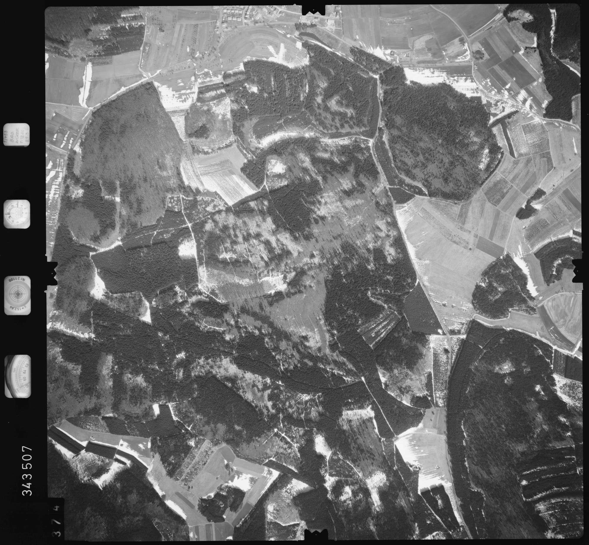 Luftbild: Film 46 Bildnr. 374, Bild 1