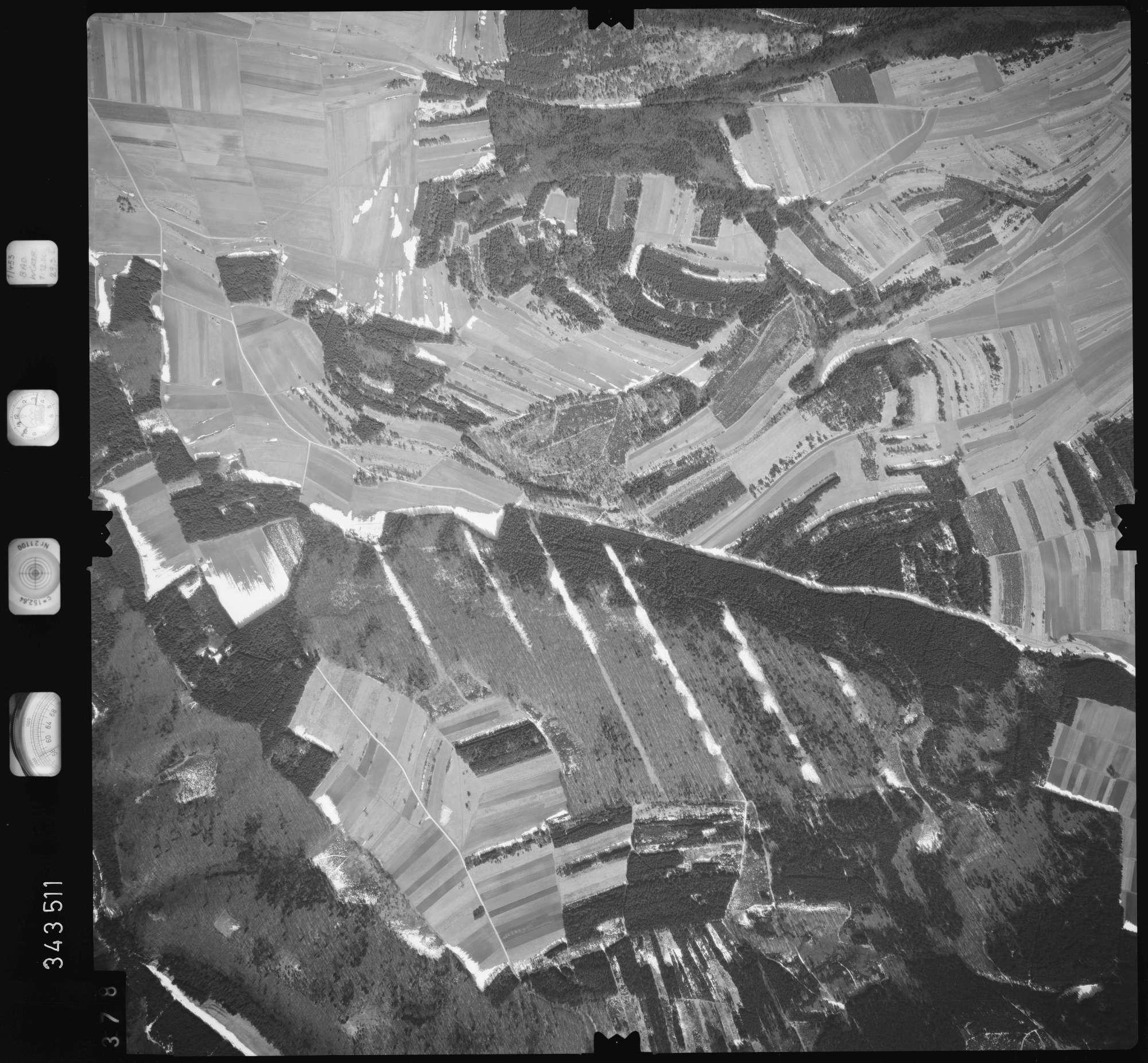 Luftbild: Film 46 Bildnr. 378, Bild 1