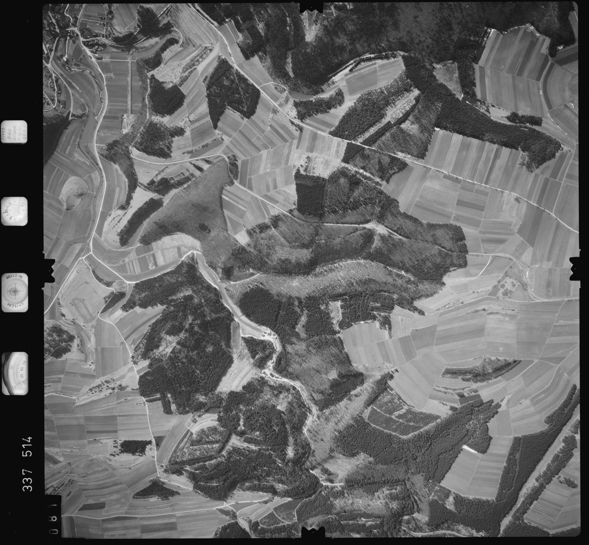 Luftbild: Film 50 Bildnr. 81, Bild 1