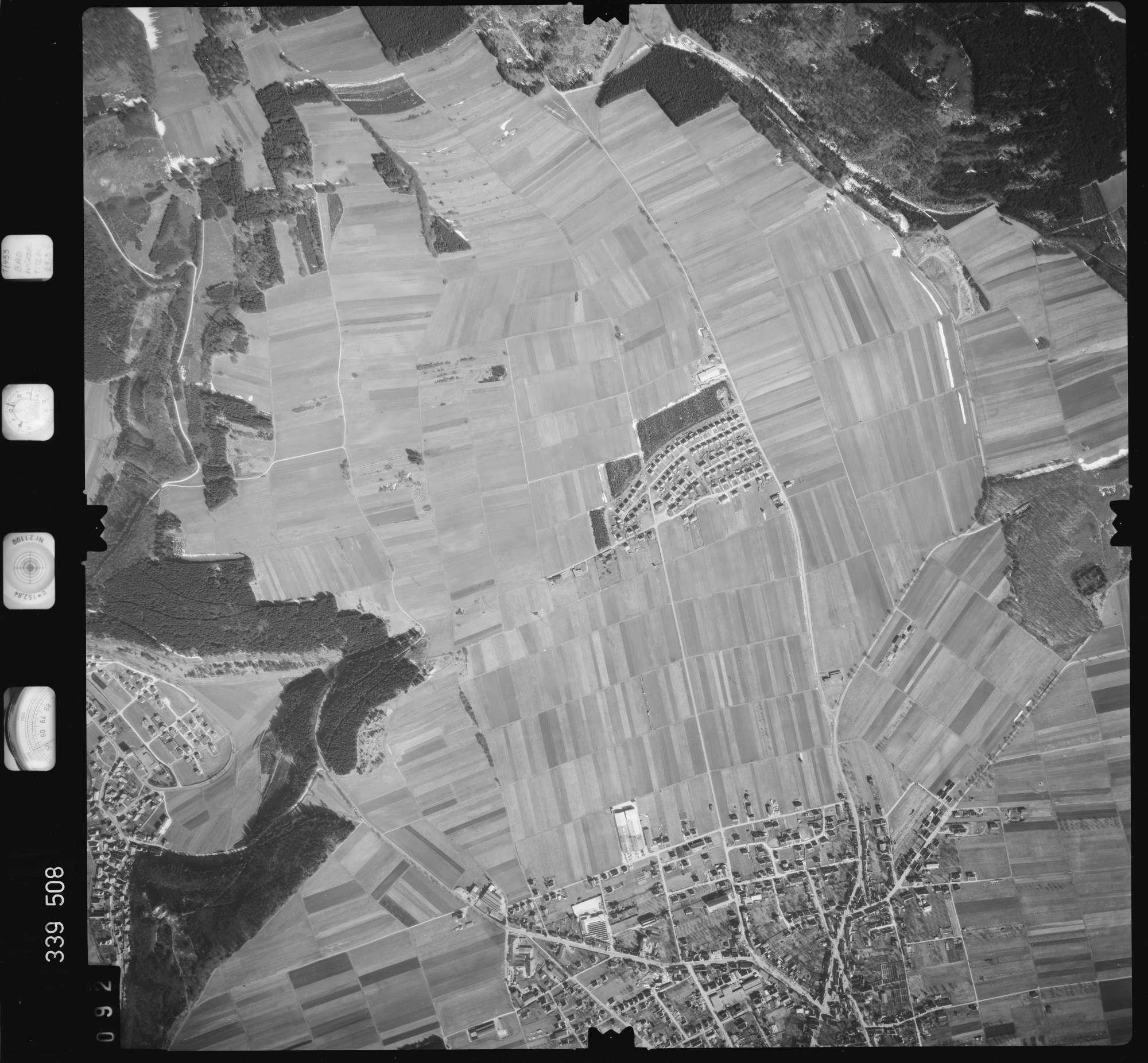 Luftbild: Film 50 Bildnr. 92, Bild 1