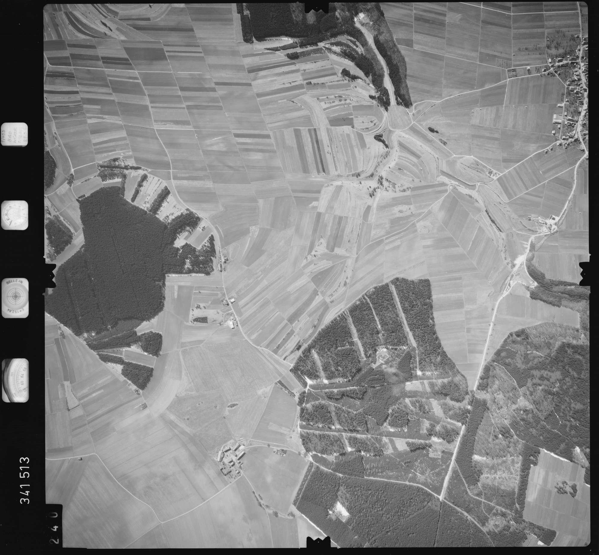 Luftbild: Film 50 Bildnr. 240, Bild 1