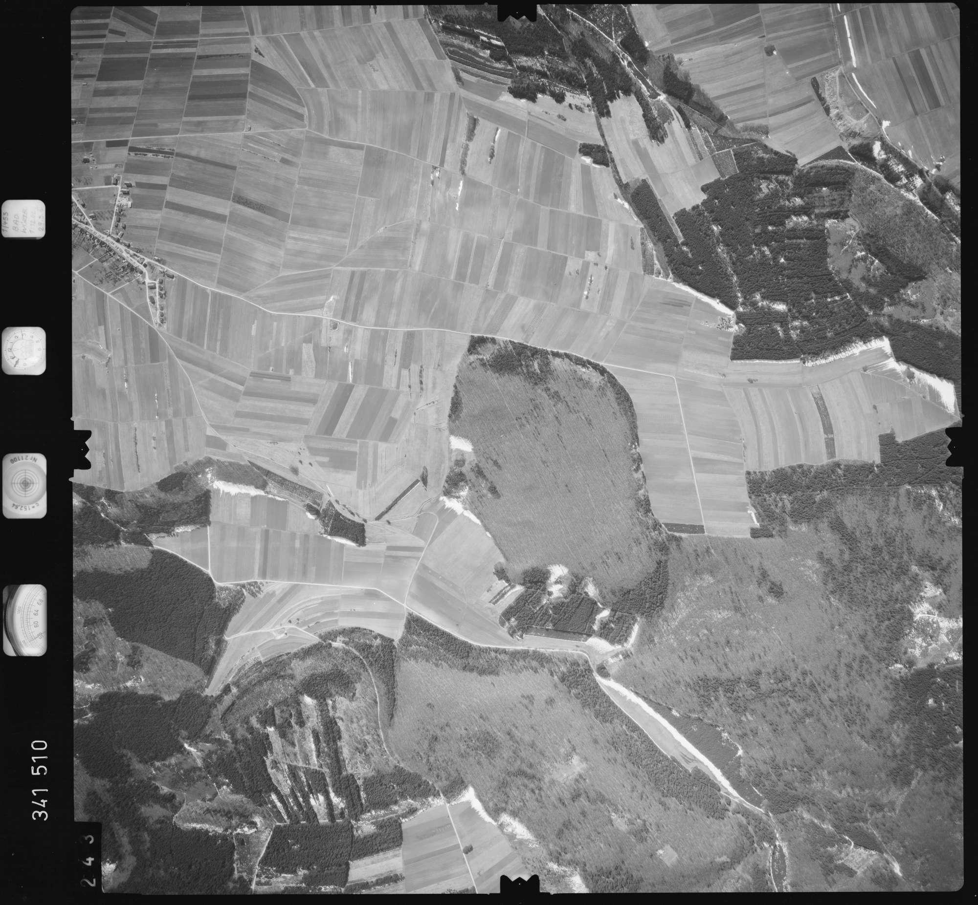 Luftbild: Film 50 Bildnr. 243, Bild 1