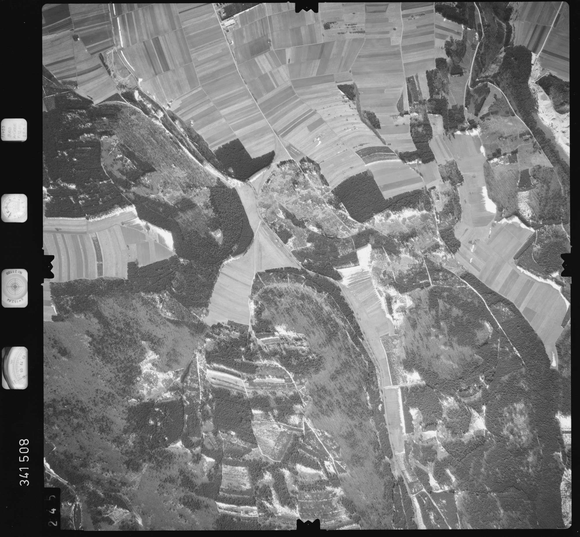 Luftbild: Film 50 Bildnr. 245, Bild 1