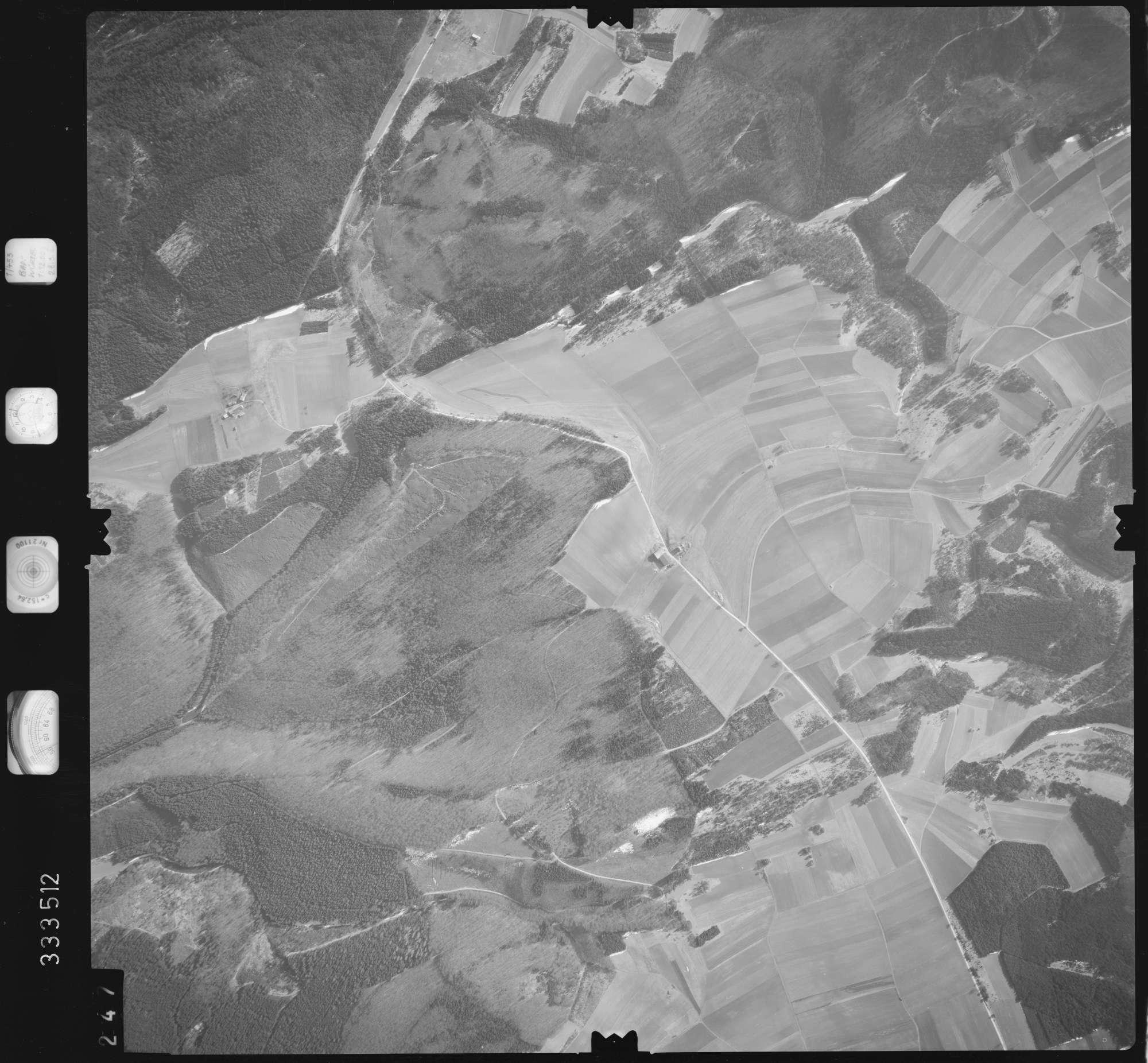 Luftbild: Film 51 Bildnr. 247, Bild 1
