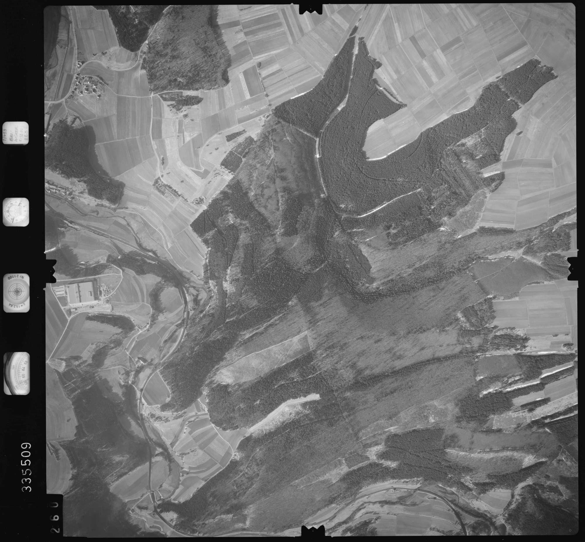 Luftbild: Film 51 Bildnr. 260, Bild 1