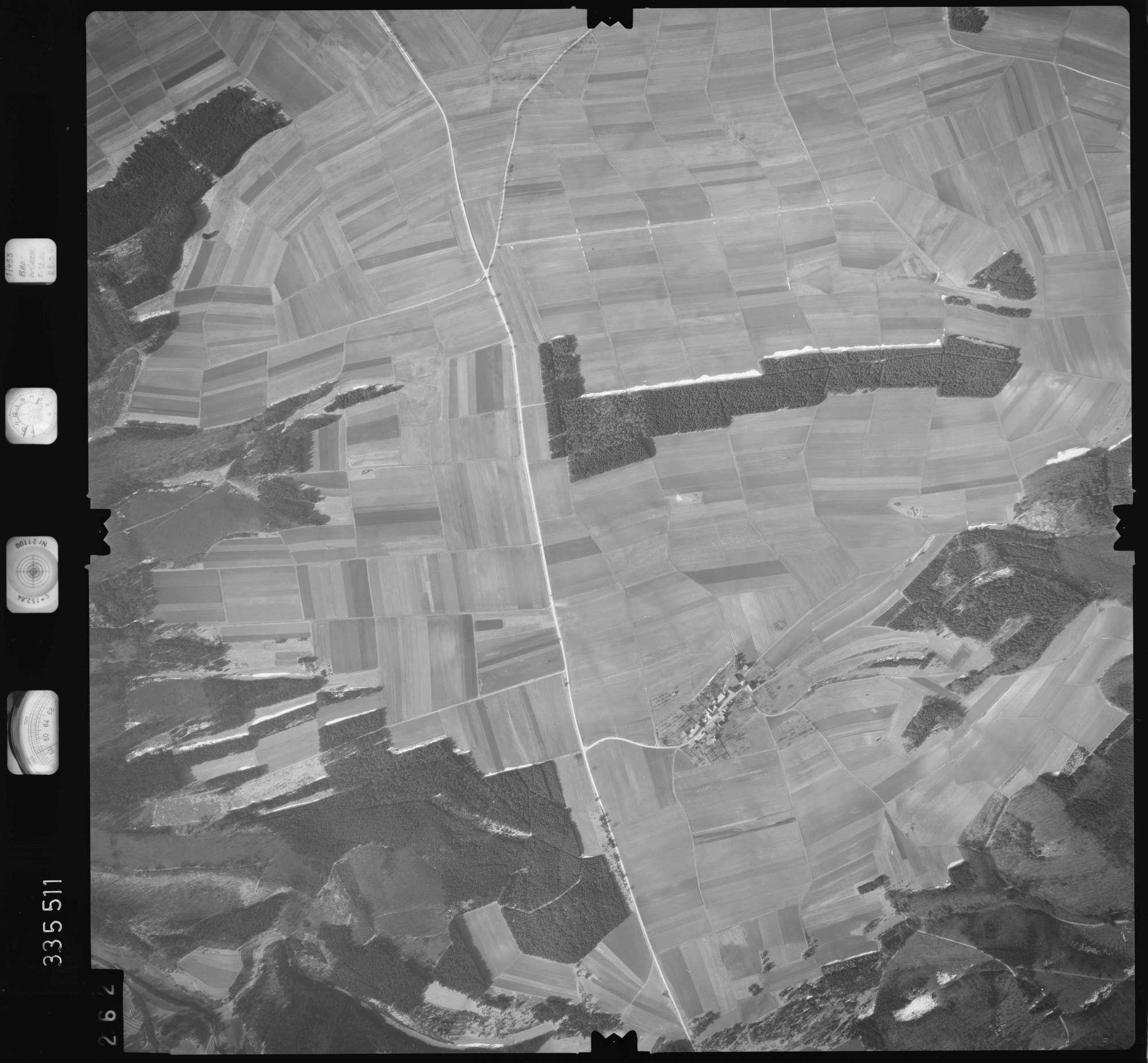 Luftbild: Film 51 Bildnr. 262, Bild 1