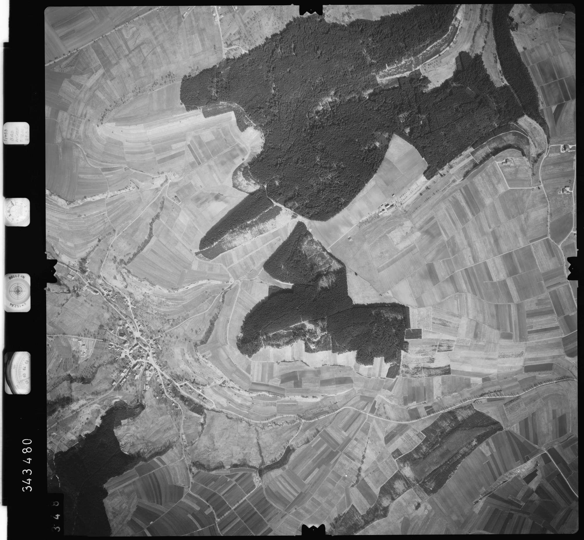 Luftbild: Film 46 Bildnr. 348, Bild 1