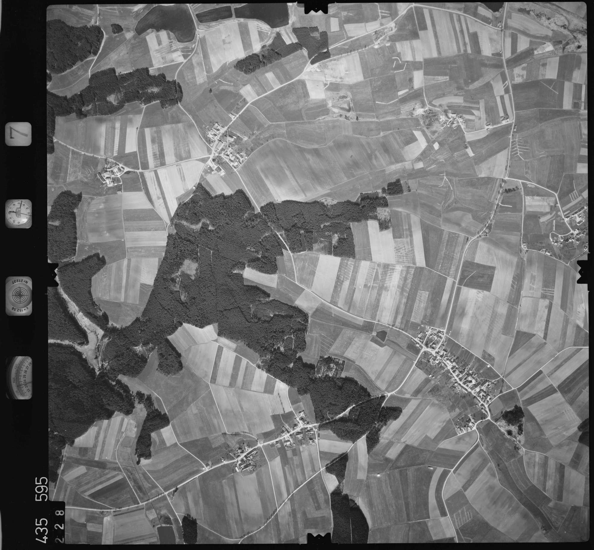 Luftbild: Film 7 Bildnr. 228, Bild 1