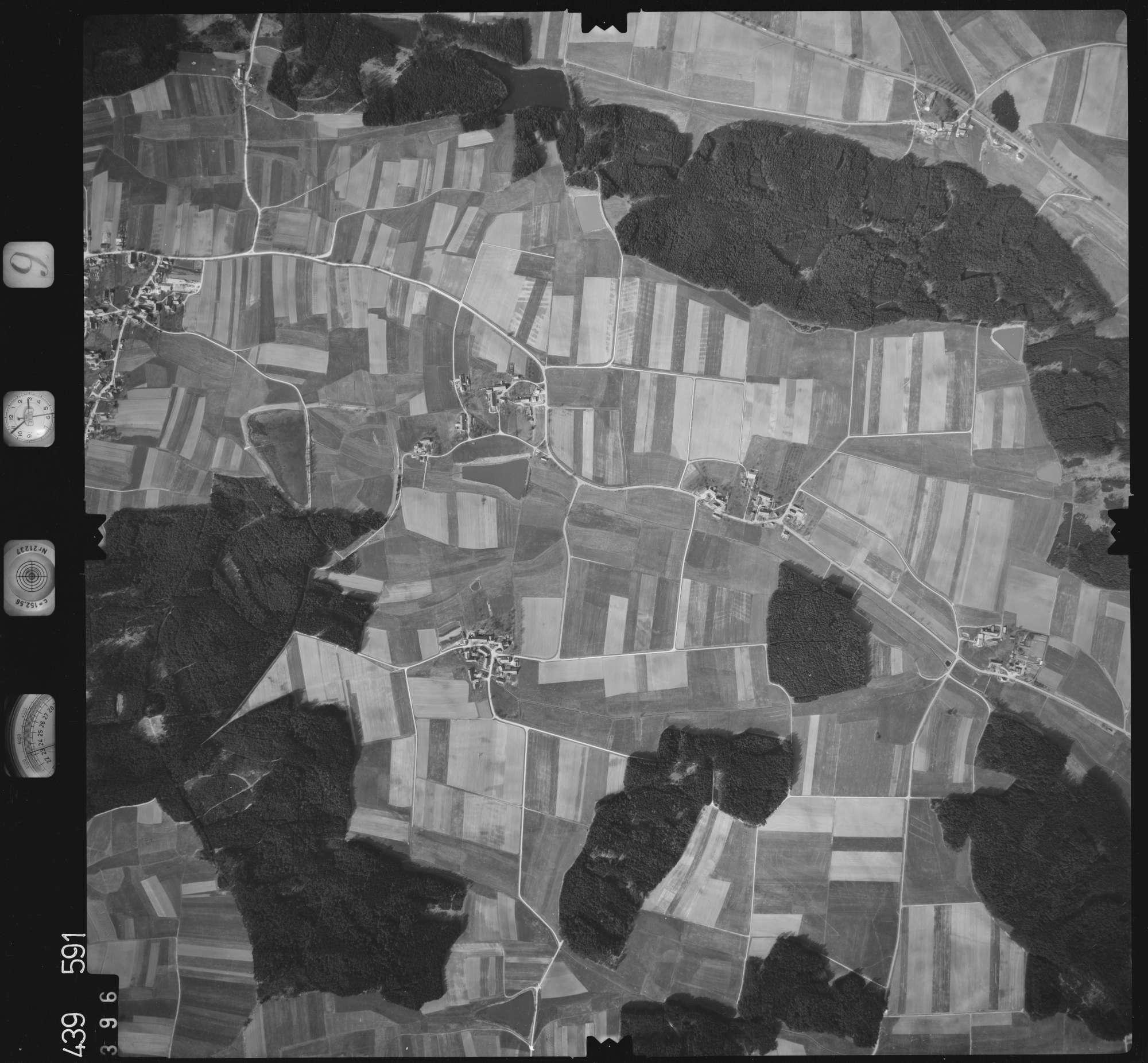 Luftbild: Film 9 Bildnr. 396, Bild 1