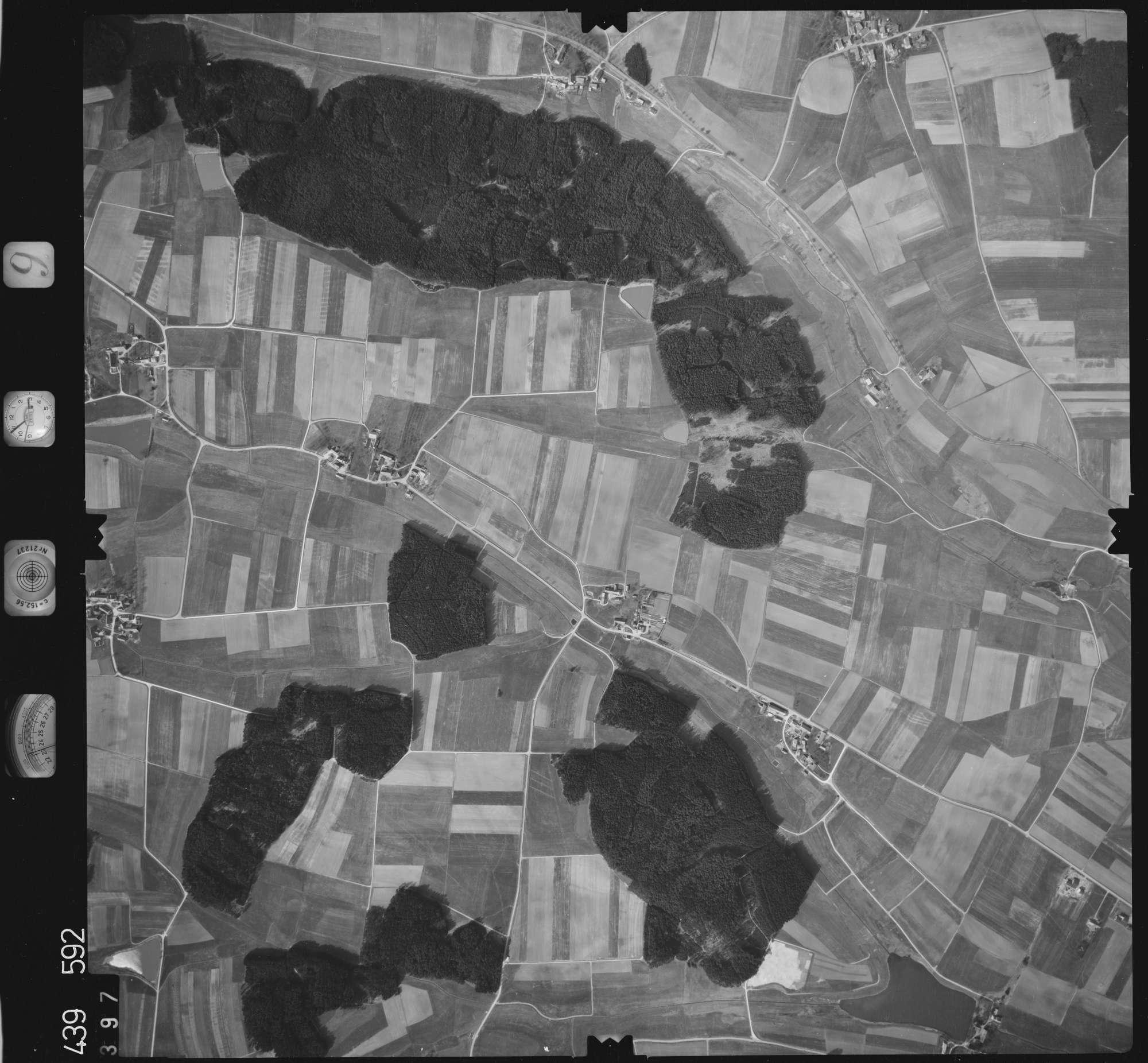 Luftbild: Film 9 Bildnr. 397, Bild 1