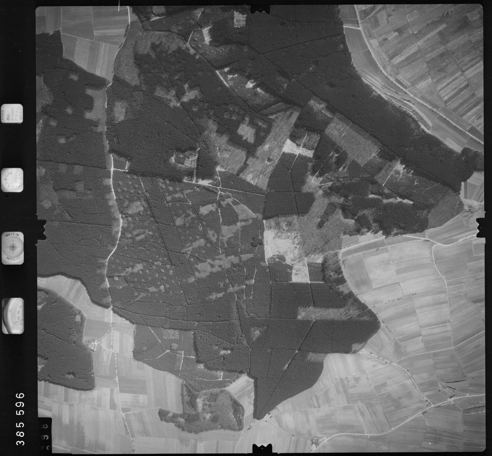 Luftbild: Film 23 Bildnr. 397, Bild 1