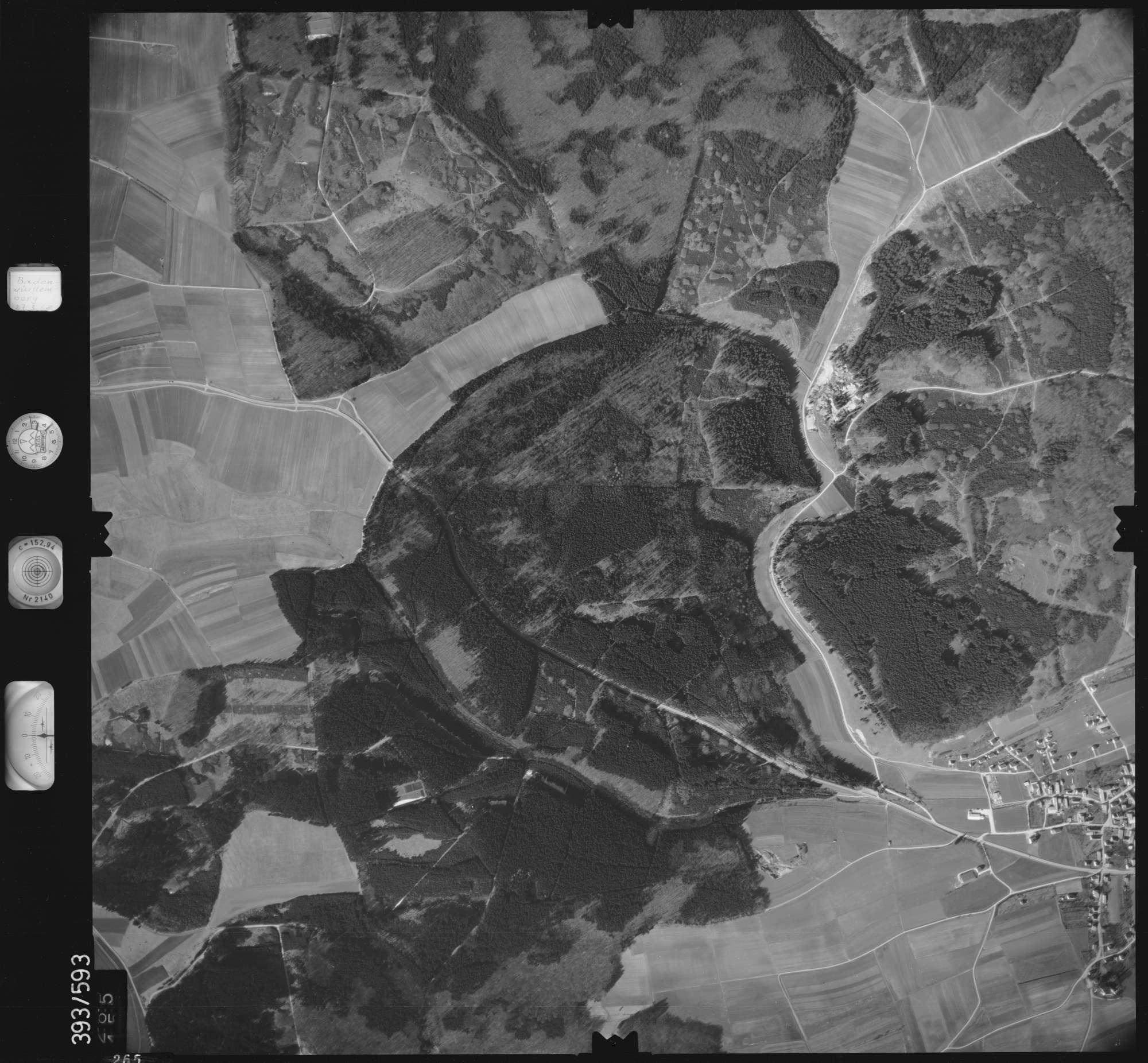 Luftbild: Film 24 Bildnr. 265, Bild 1