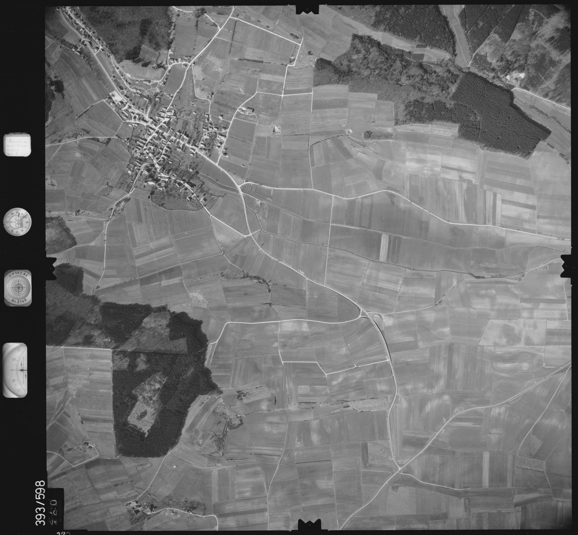 Luftbild: Film 24 Bildnr. 270, Bild 1