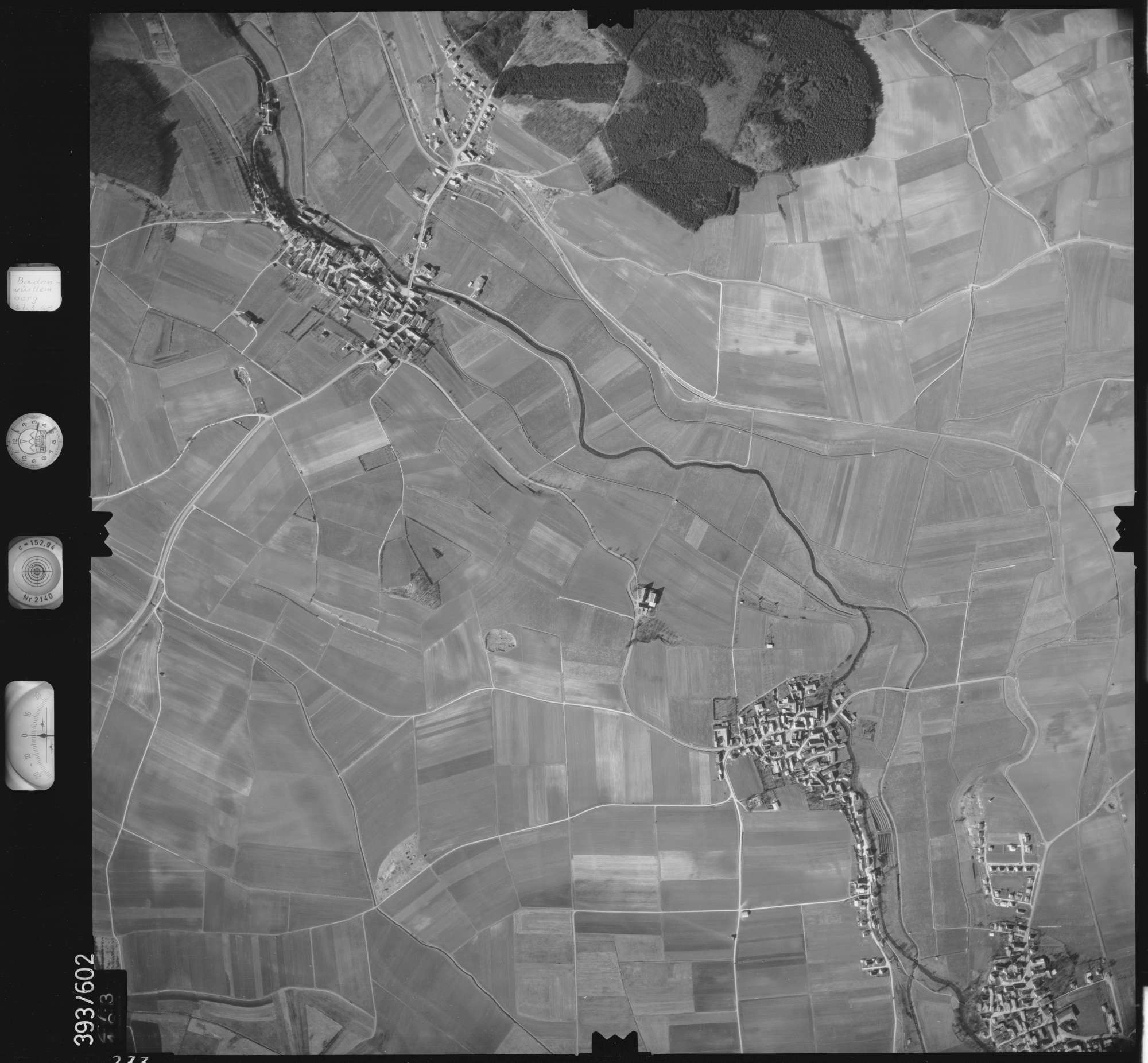 Luftbild: Film 24 Bildnr. 273, Bild 1