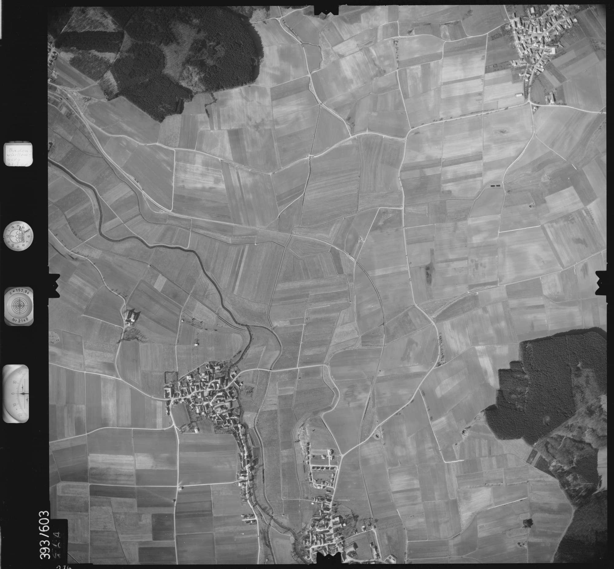 Luftbild: Film 24 Bildnr. 274, Bild 1