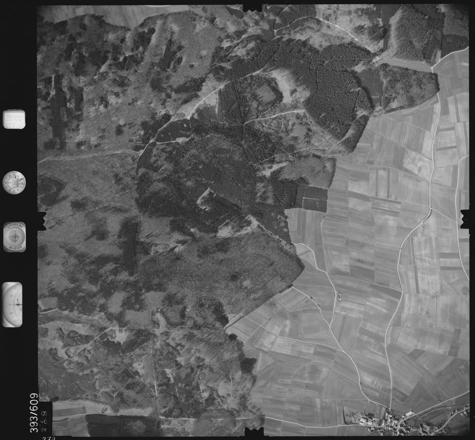 Luftbild: Film 24 Bildnr. 279, Bild 1