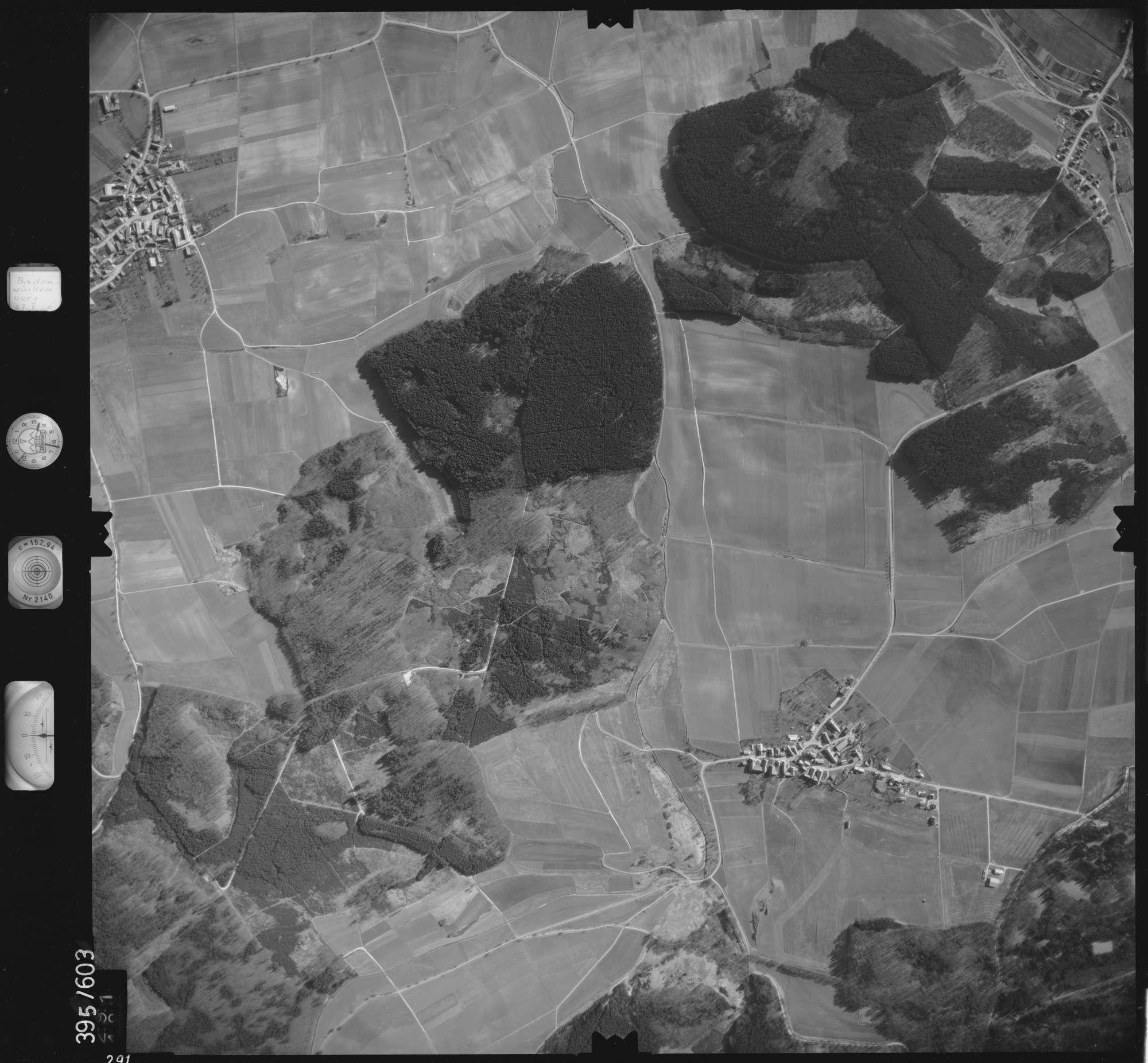 Luftbild: Film 24 Bildnr. 291, Bild 1
