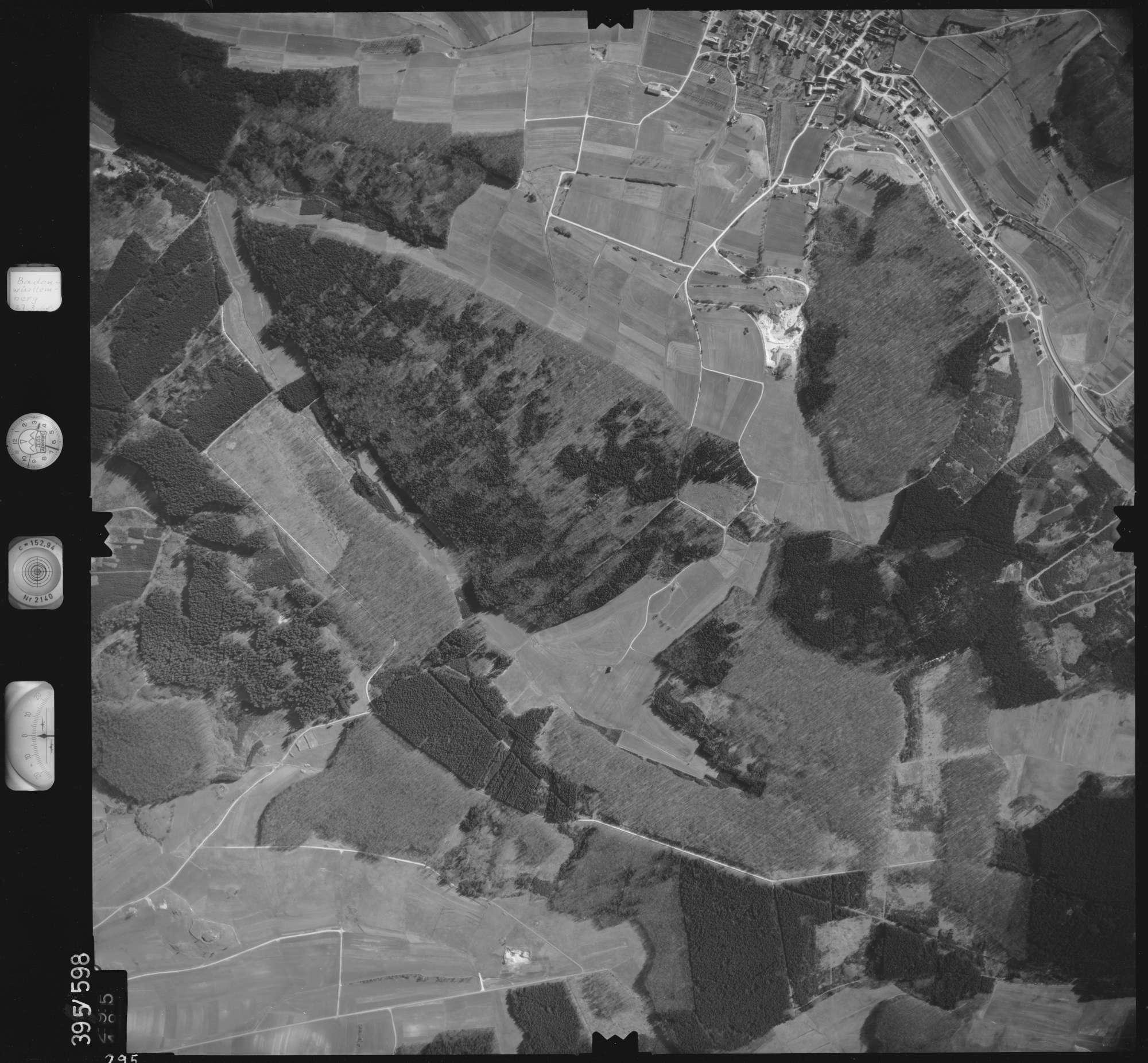Luftbild: Film 24 Bildnr. 295, Bild 1