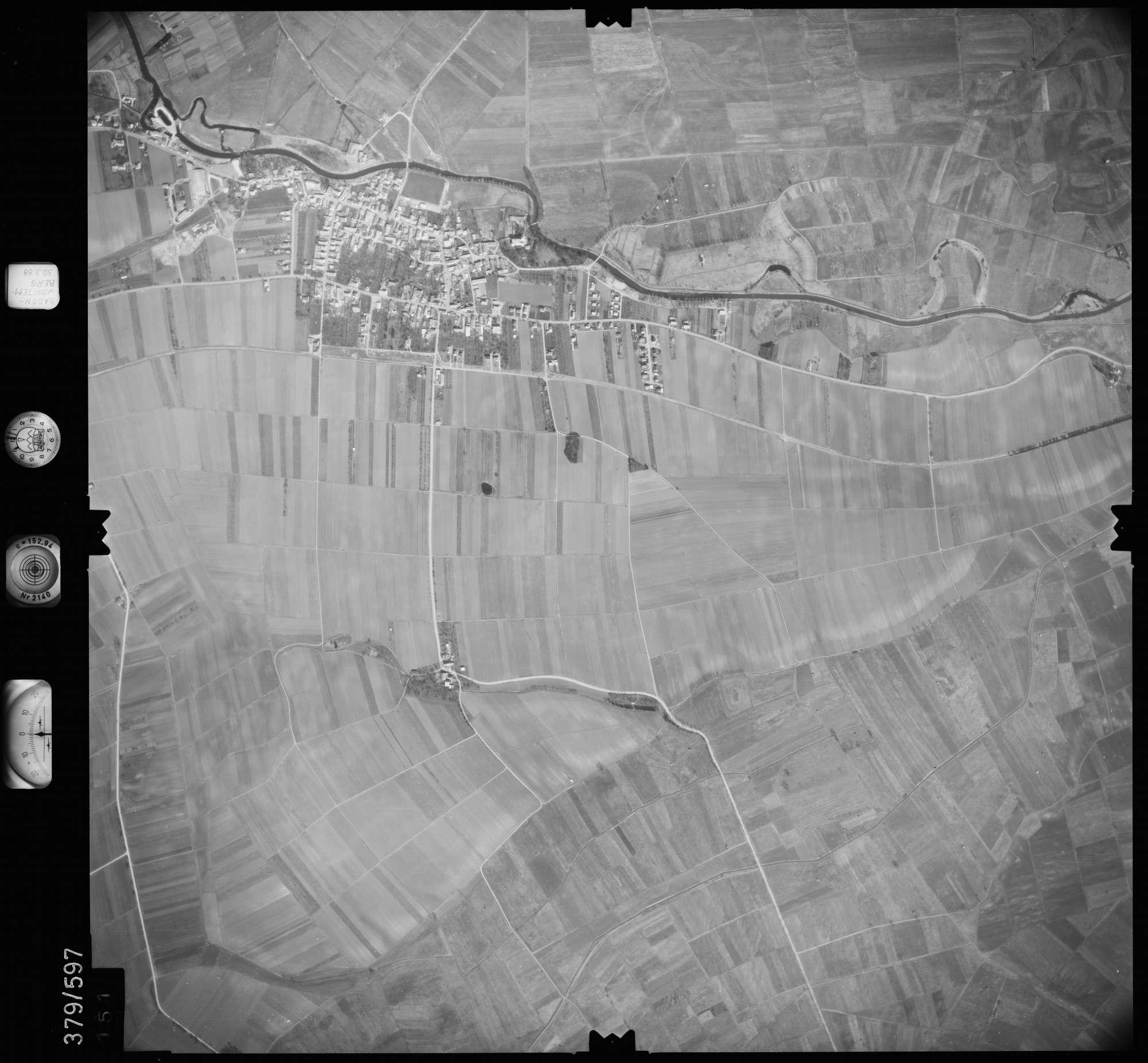 Luftbild: Film 27 Bildnr. 151, Bild 1