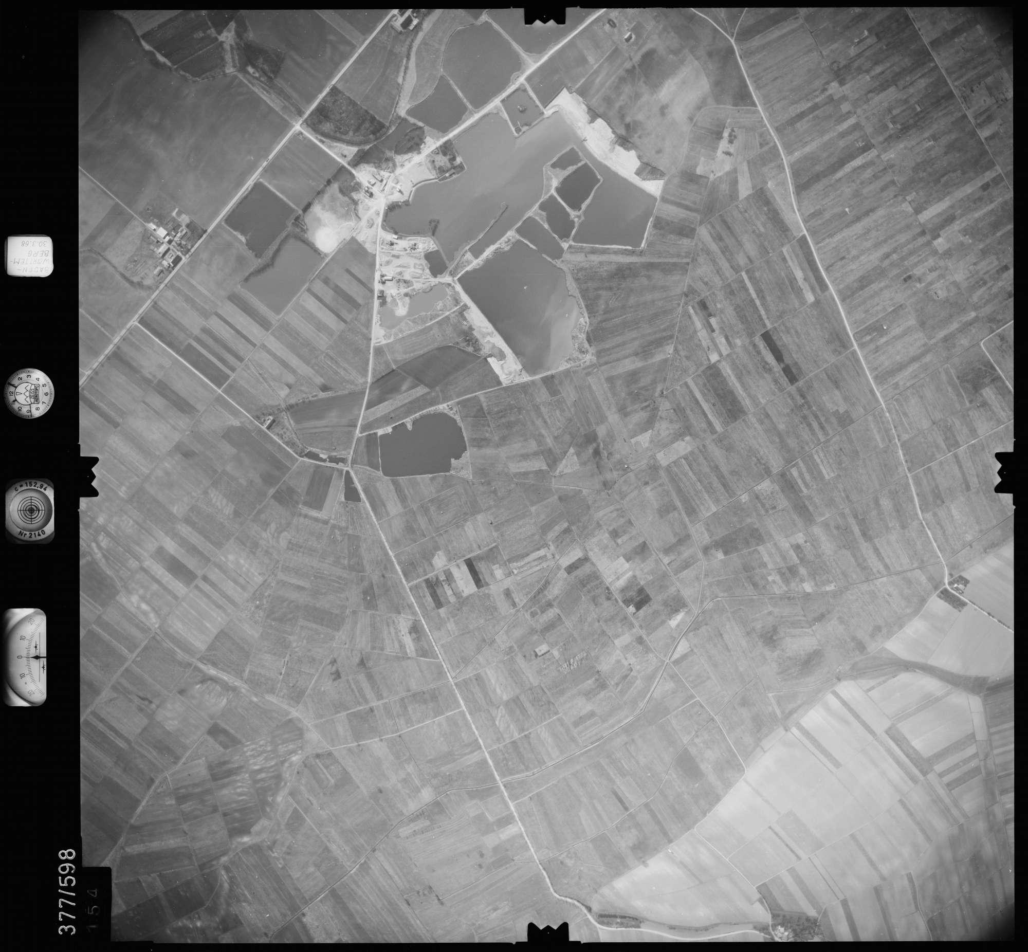 Luftbild: Film 27 Bildnr. 154, Bild 1