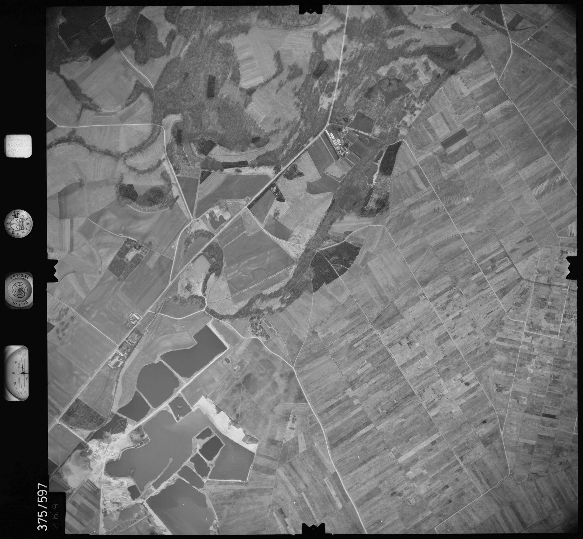 Luftbild: Film 35 Bildnr. 269, Bild 1