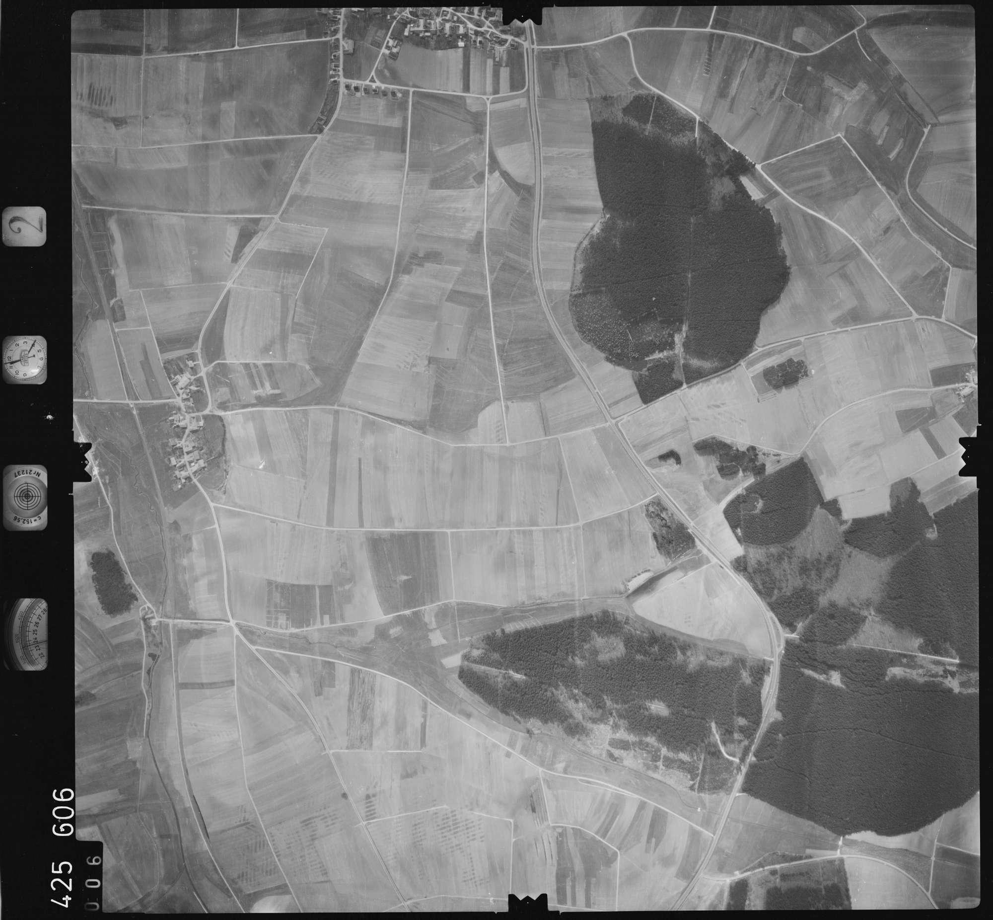 Luftbild: Film 2 Bildnr. 6, Bild 1