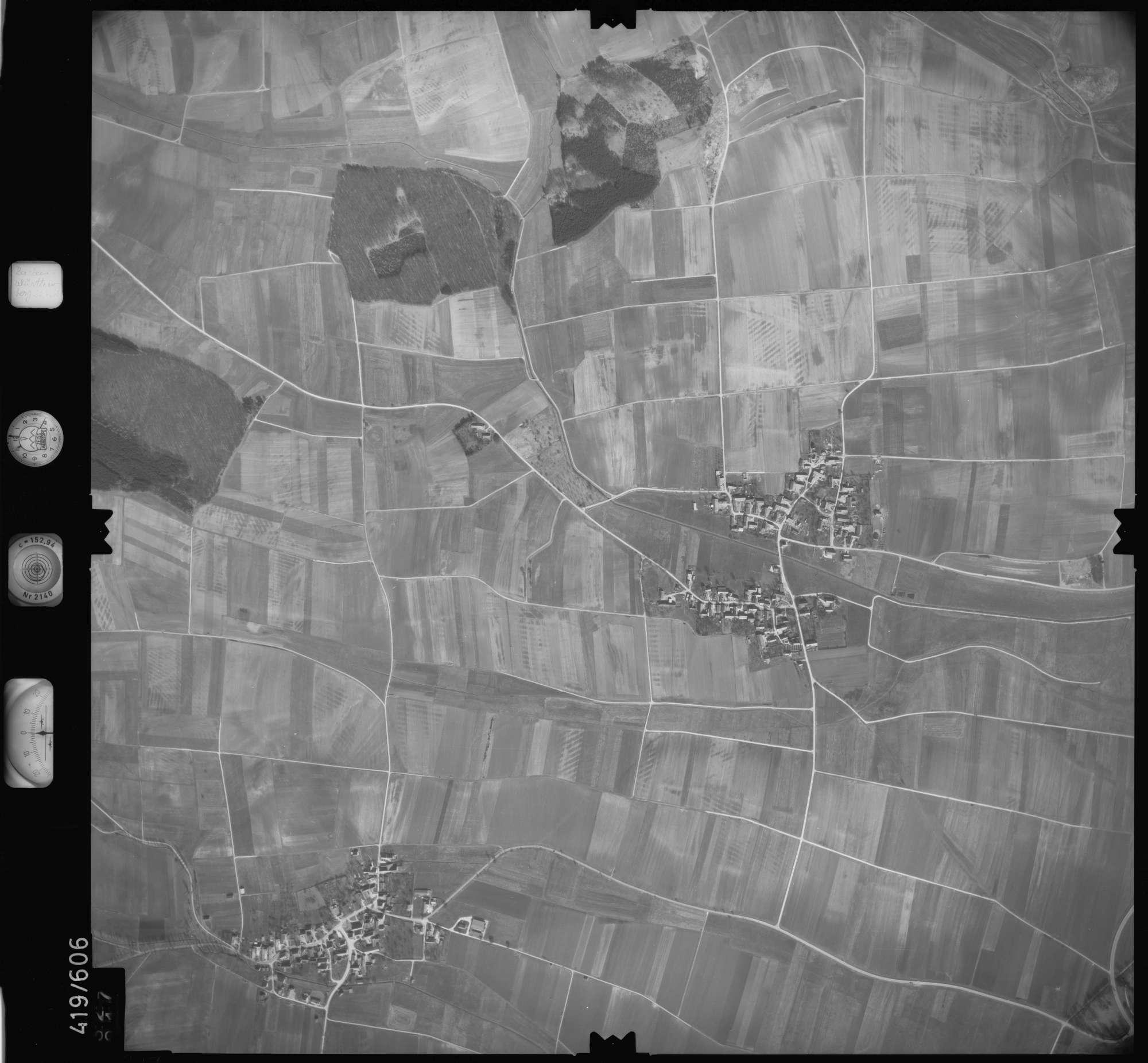 Luftbild: Film 6 Bildnr. 327, Bild 1