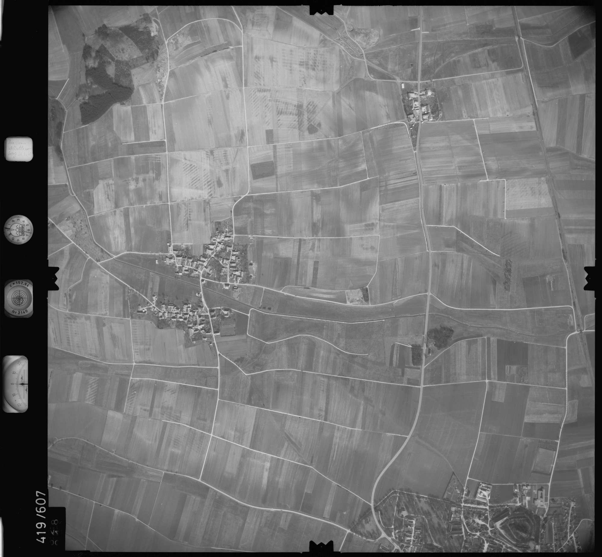 Luftbild: Film 6 Bildnr. 328, Bild 1